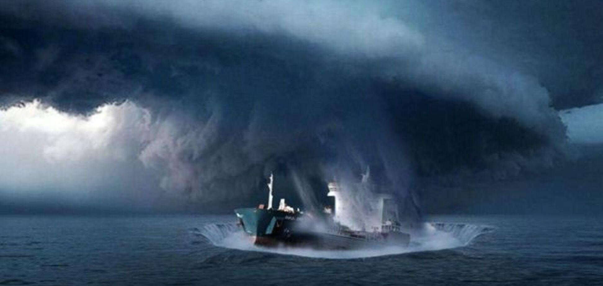 Спустя 90 лет найден корабль, затерянный в Бермудском треугольнике
