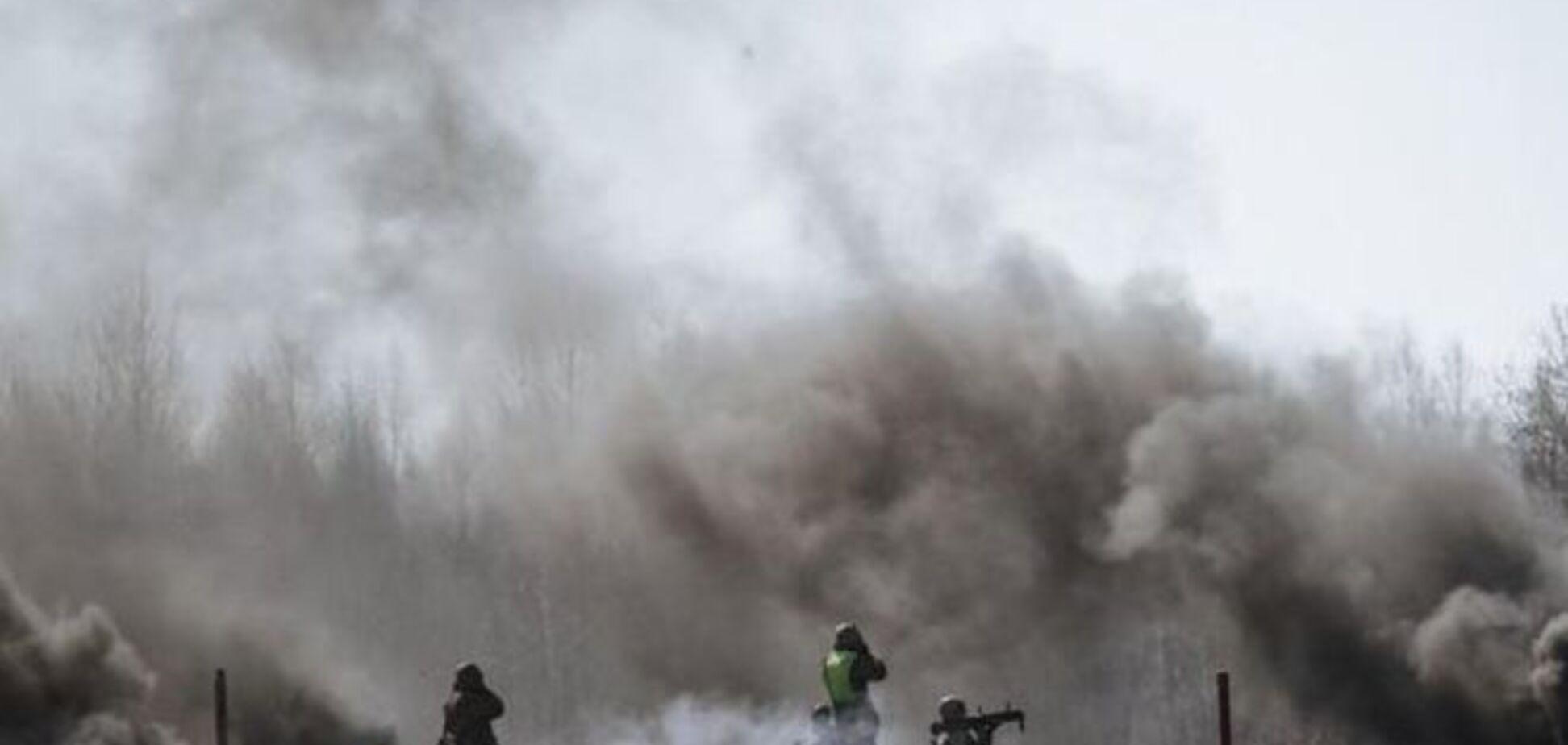 Ранен: бойцы АТО разгромили штаб террориста Гиви под Донецком - СМИ