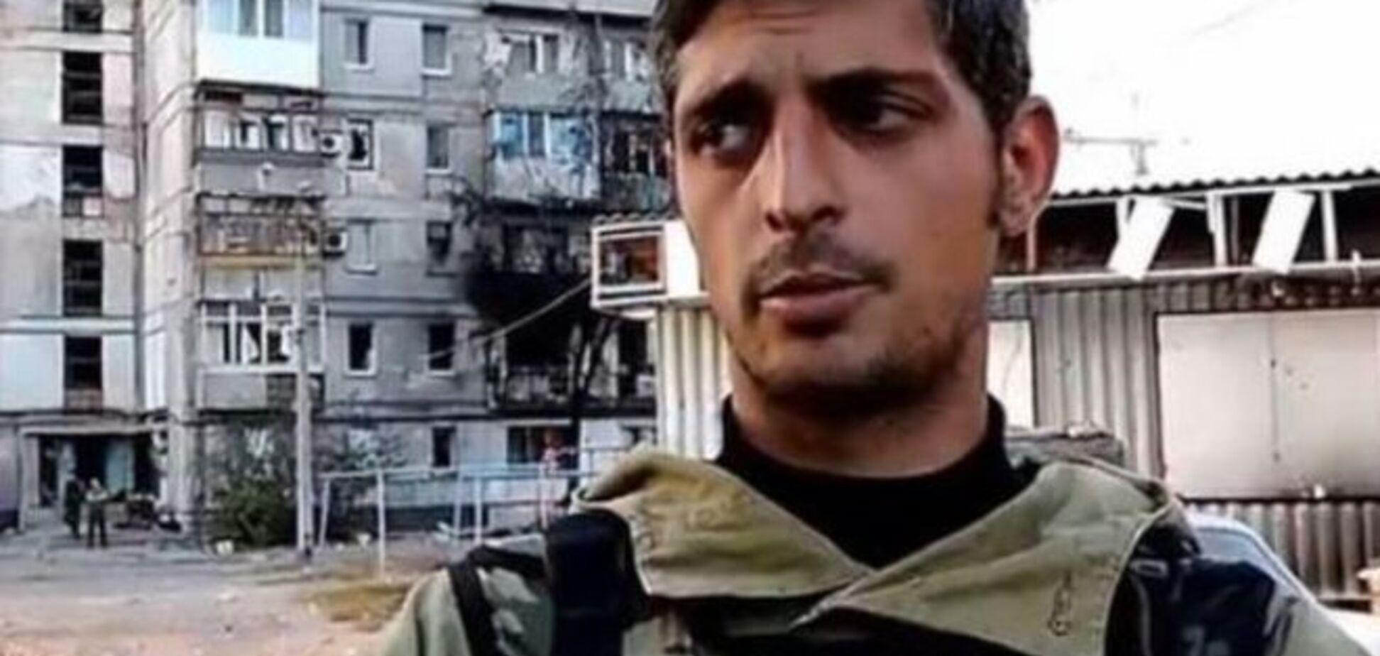 СМИ сообщили об убийстве Гиви. Террорист опровергает