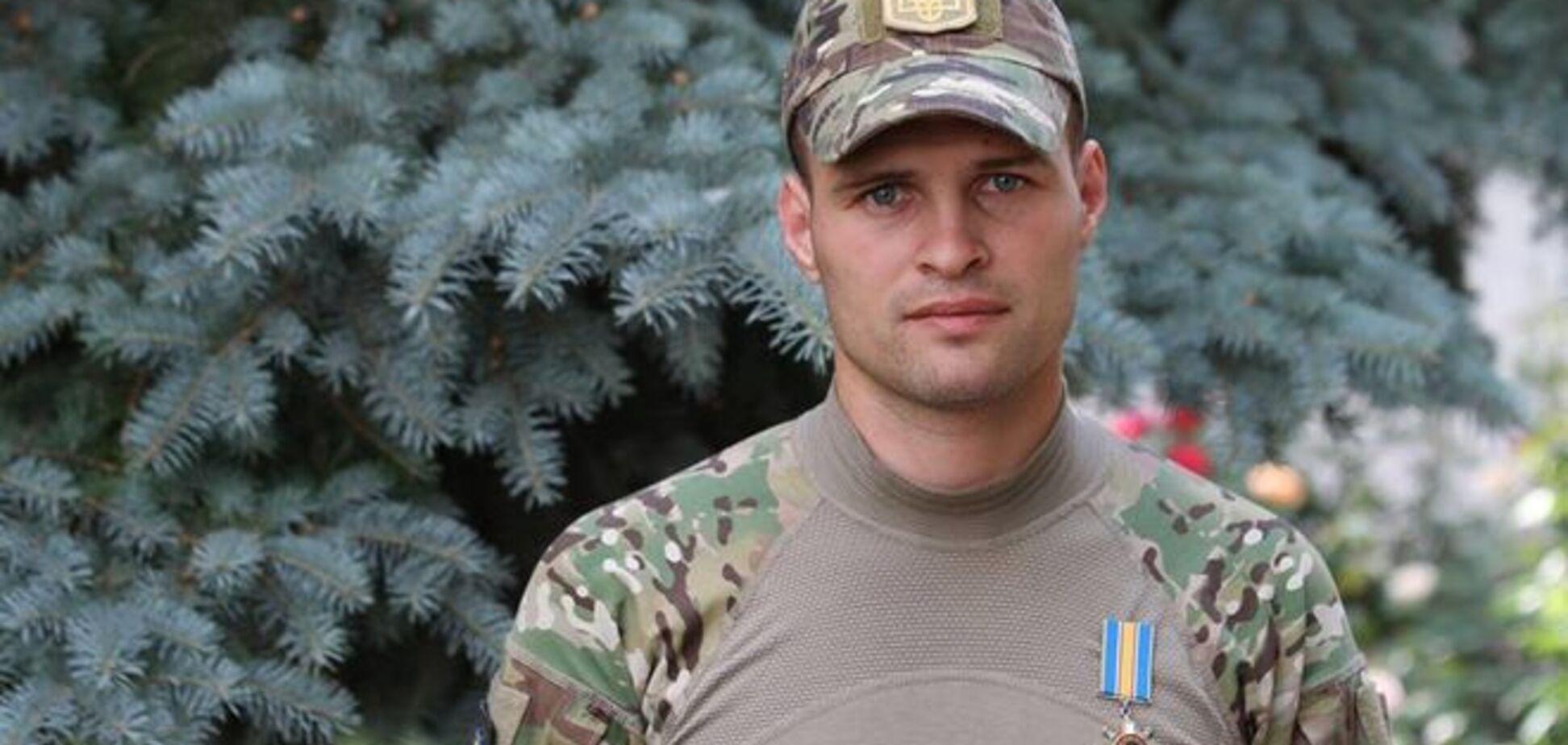 В сети появились личные фото красавчика-руководителя патрульной службы Киева