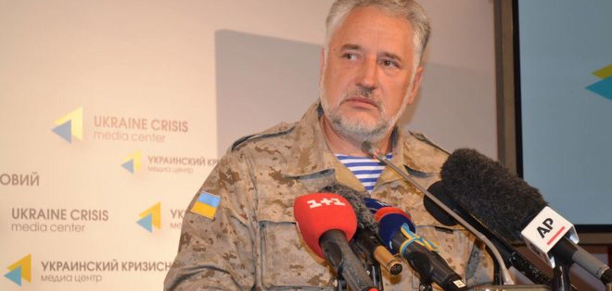 Жебривский проверит всех подчиненных на факт сотрудничества с террористами