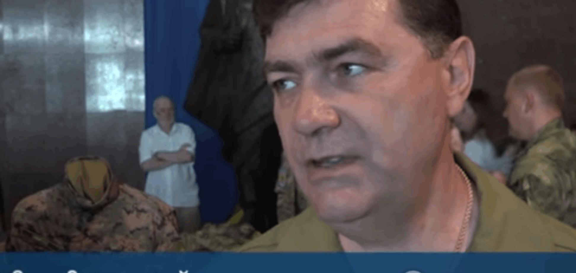 'Киборг' объяснил, почему Украина потеряла донецкий аэропорт