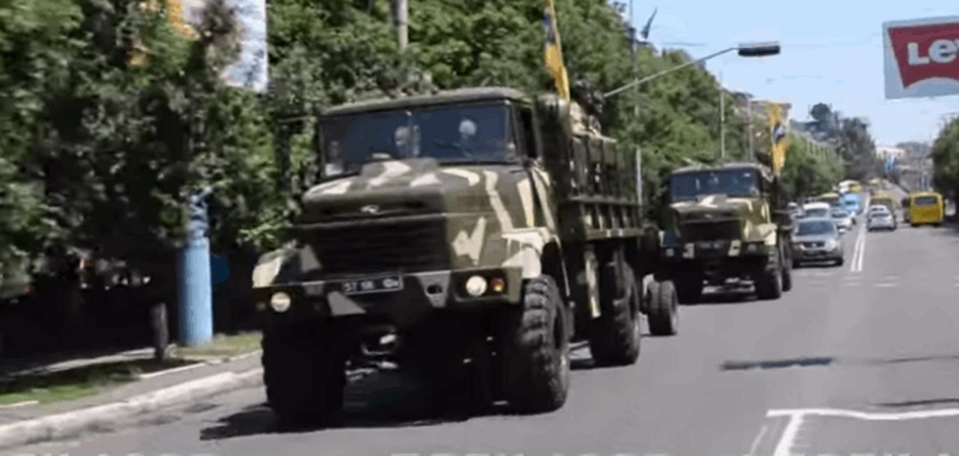 ОБСЕ обвинила Украину в нарушении минских соглашений из-за 'Азова'