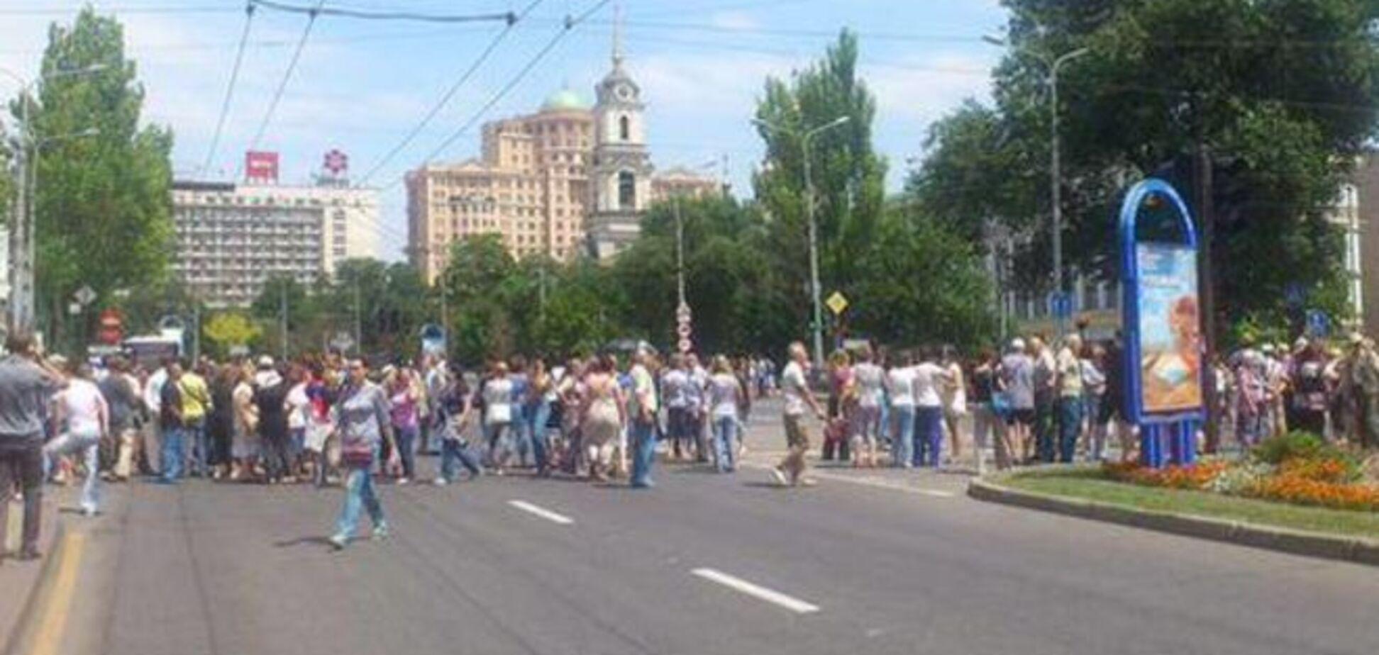 Дончане проявили пассивность прошлой весной, теперь им 'аукнулось'