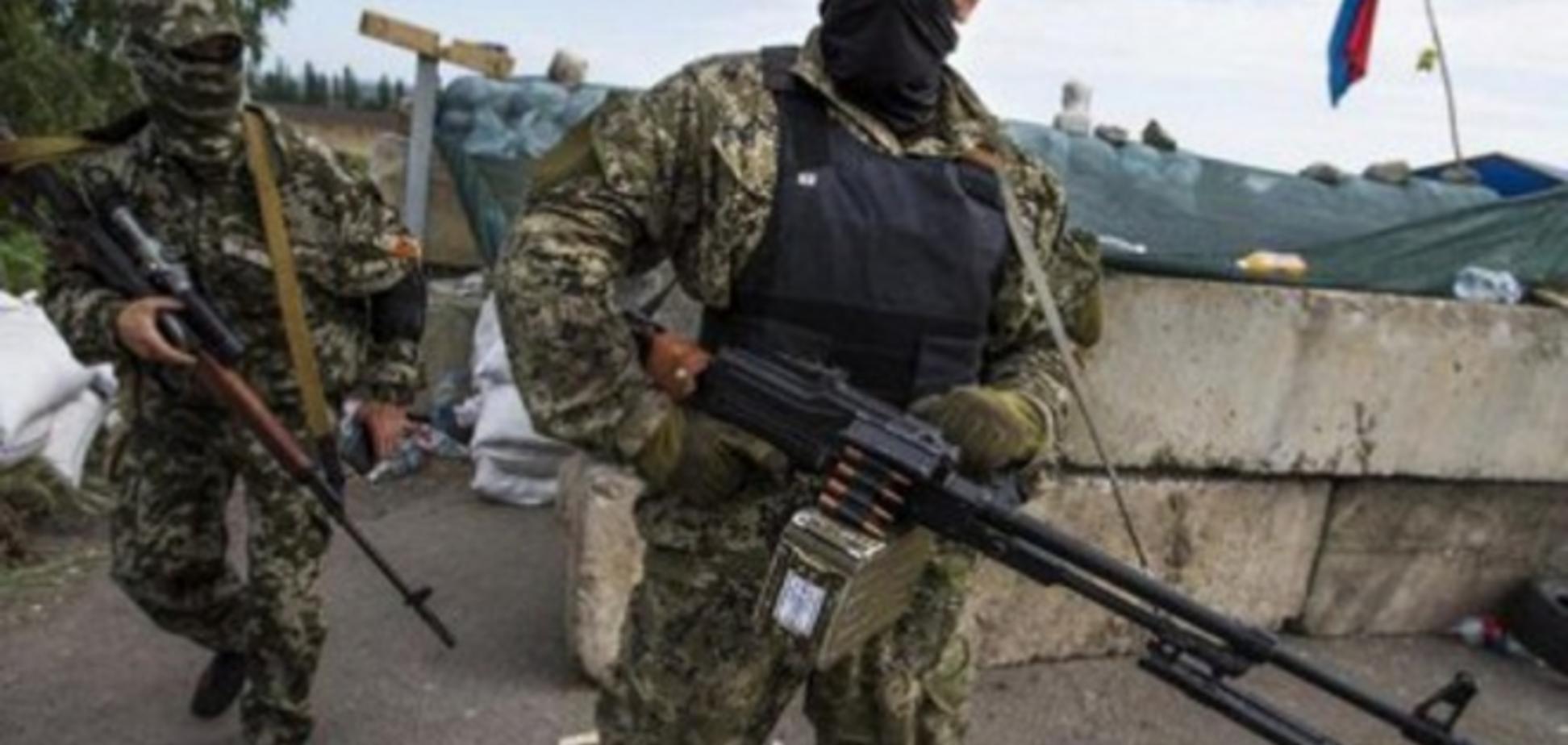 На Луганщине террористы обесточили село и убили украинского военного