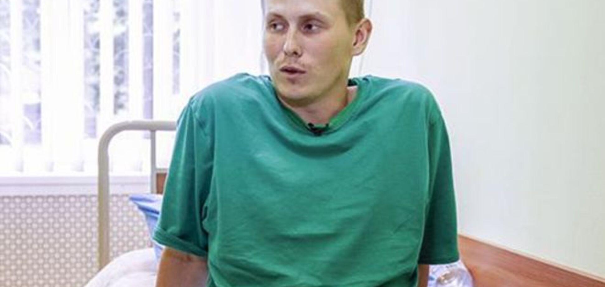 Захваченный под Луганском ГРУшник готов судиться с Минобороны России