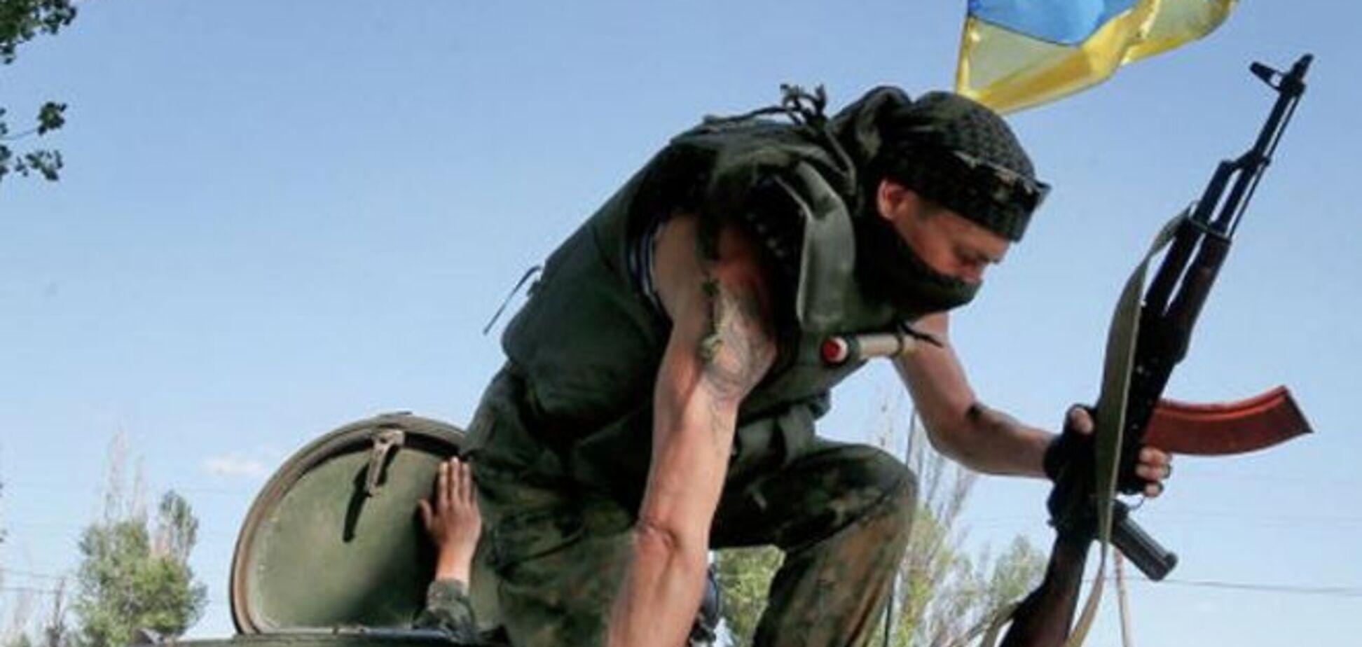 Штаб АТО: 'кремлевские прихвостни' сконцентрировались на Марьинке