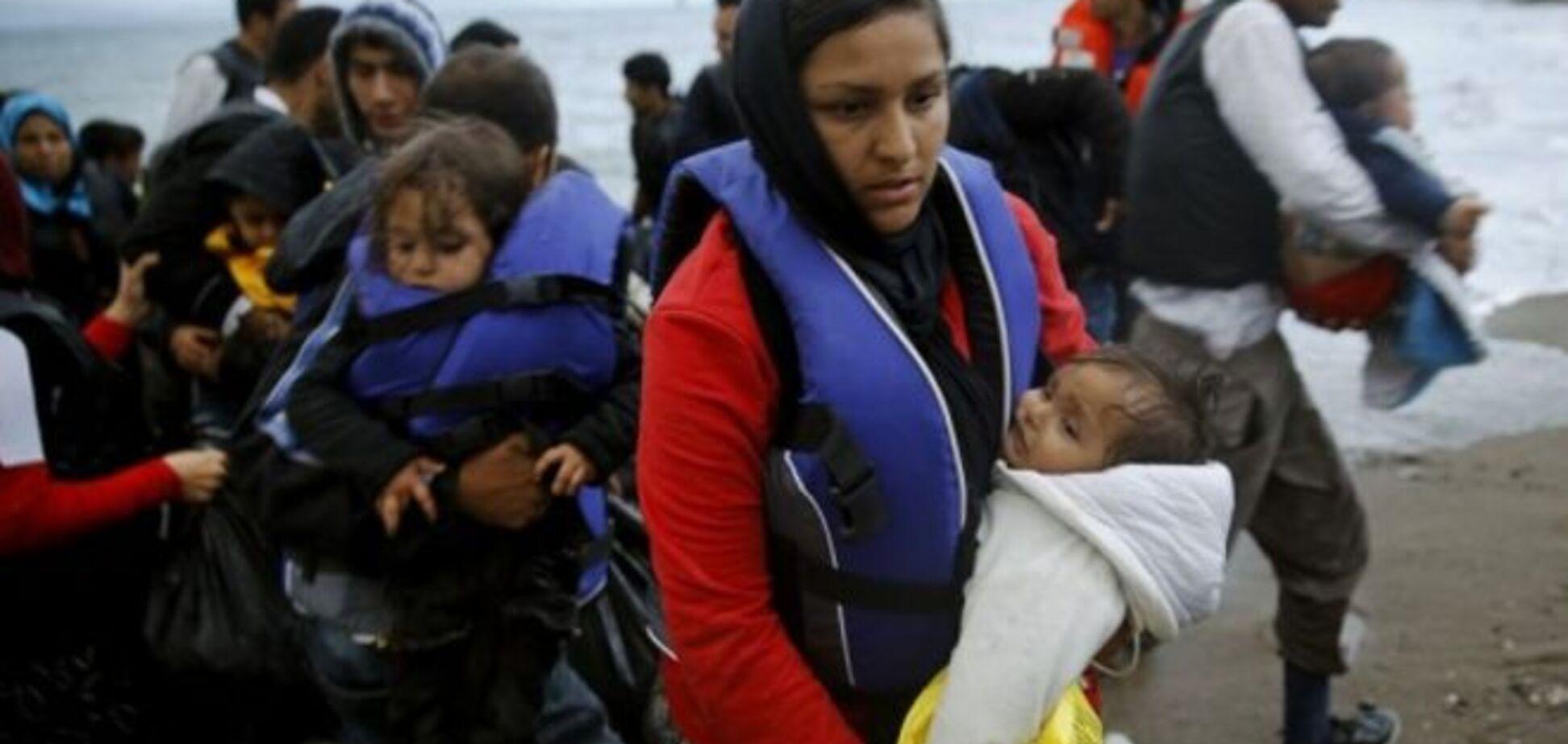 Часть стран ЕС хотят закрыть границы для мигрантов - The Guardian