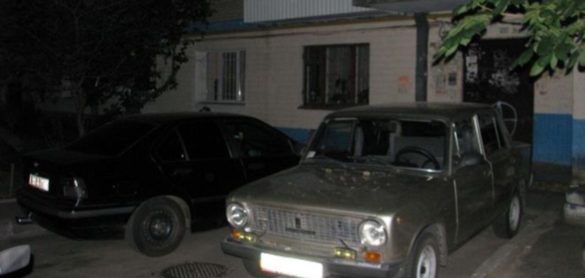 Киевлянин 'заминировал' якобы неправильно припаркованный автомобиль