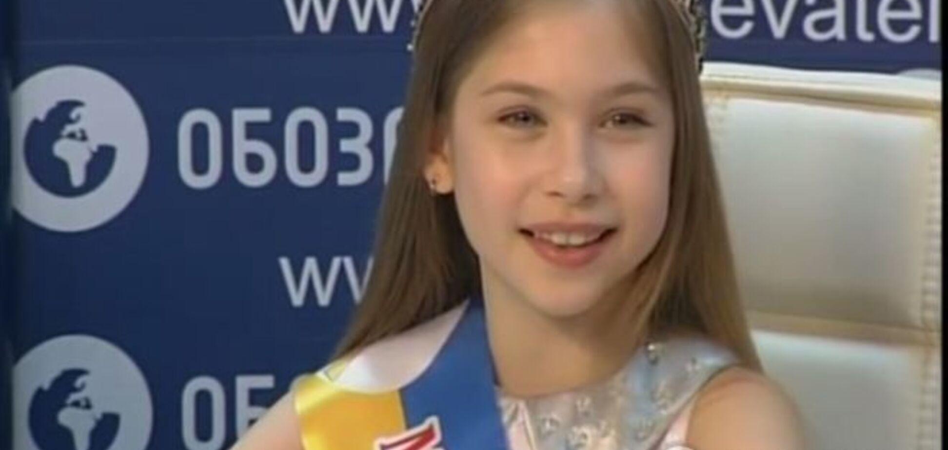 8-летняя Мини Мисс призналась в страшном 'преступлении'