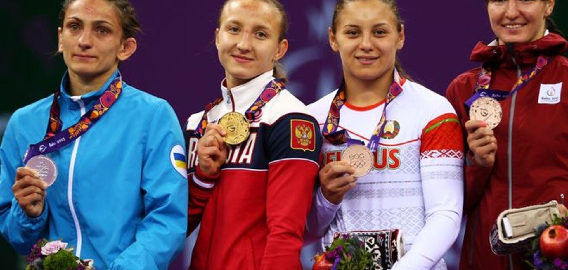 Четыре медали для Украины. Итоги четвертого дня Европейских игр