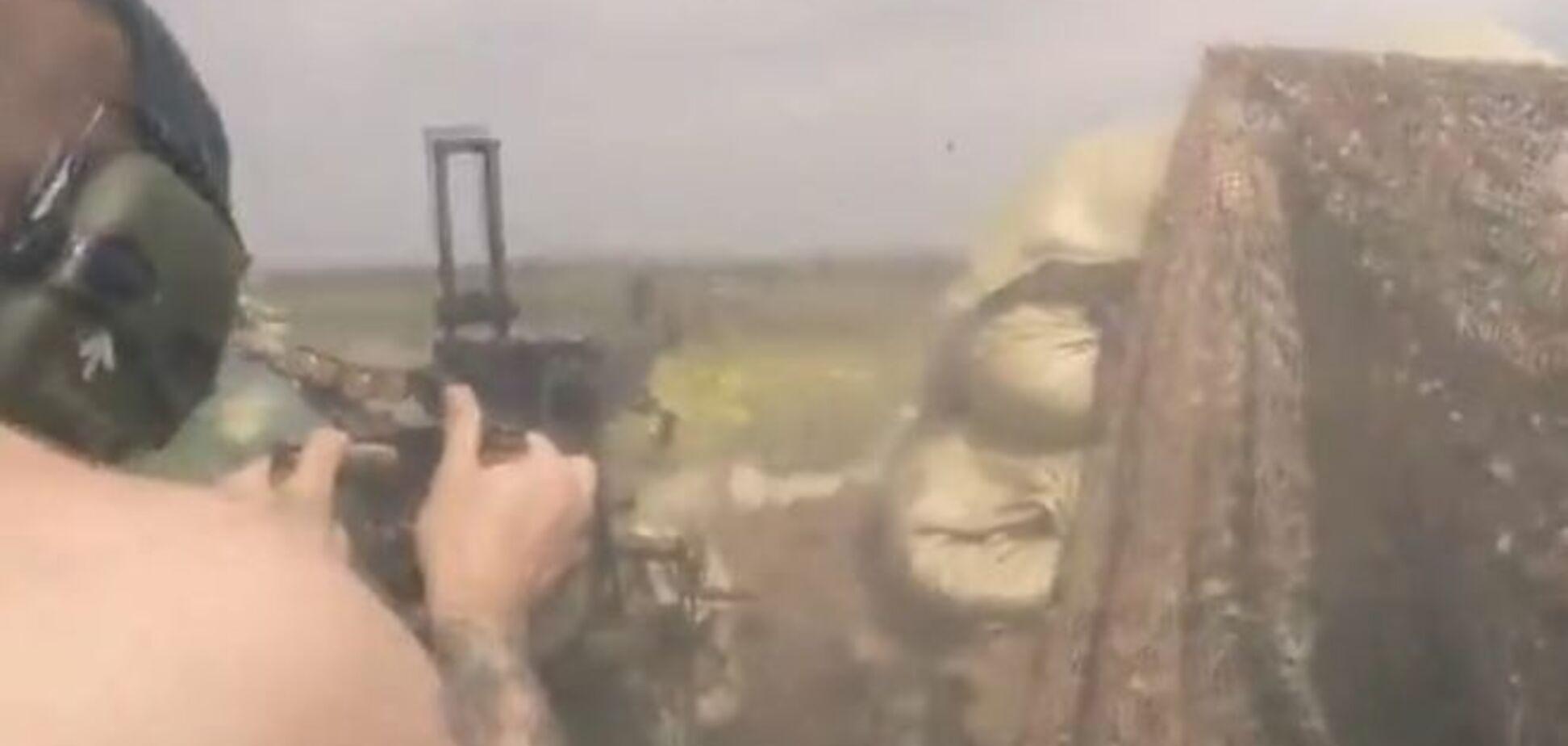 Вперед нельзя, назад – невозможно: появилось уникальное видео из логова 'айдаровцев' в Широкино