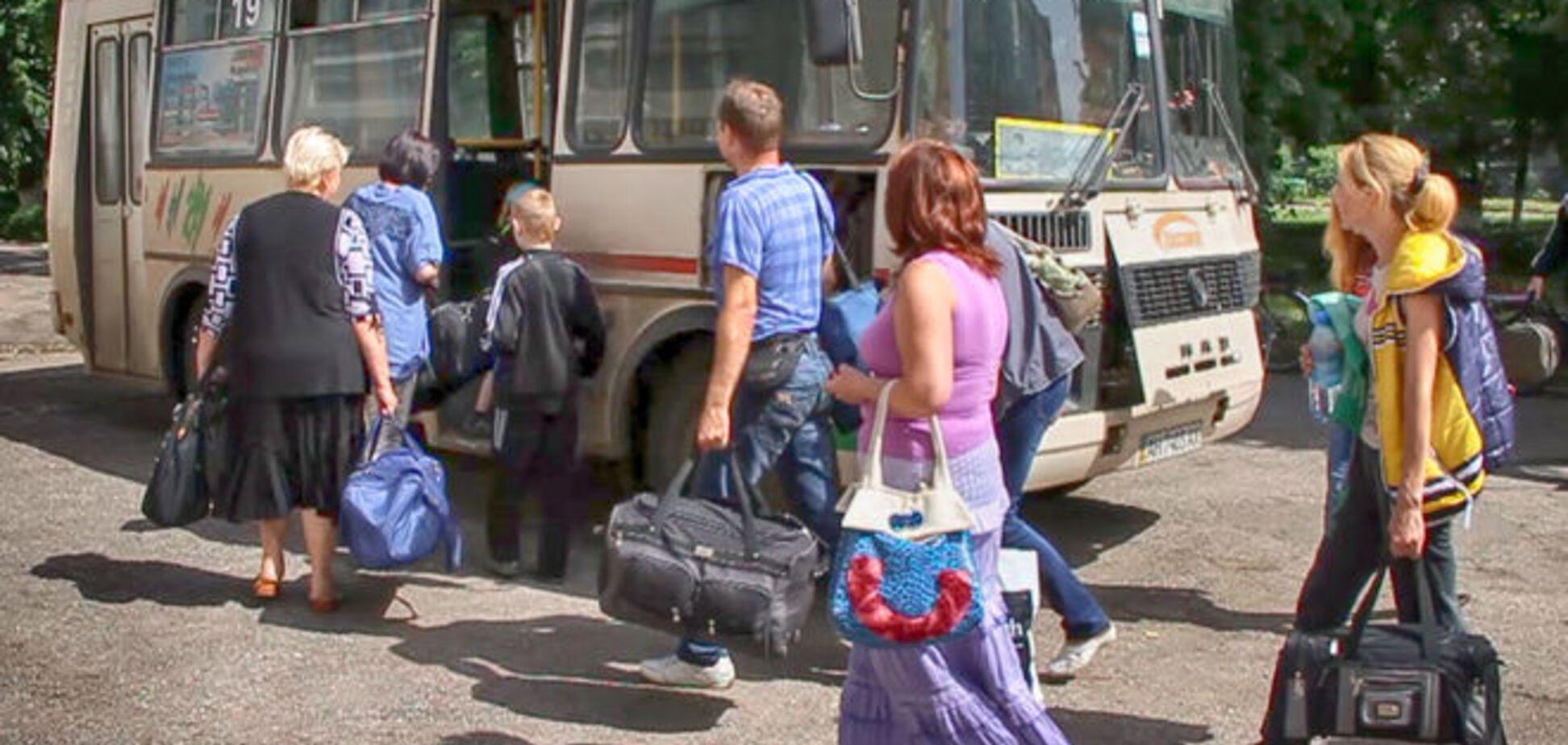 Более 1,3 млн человек убежали от 'русского мира' из Крыма и Донбасса