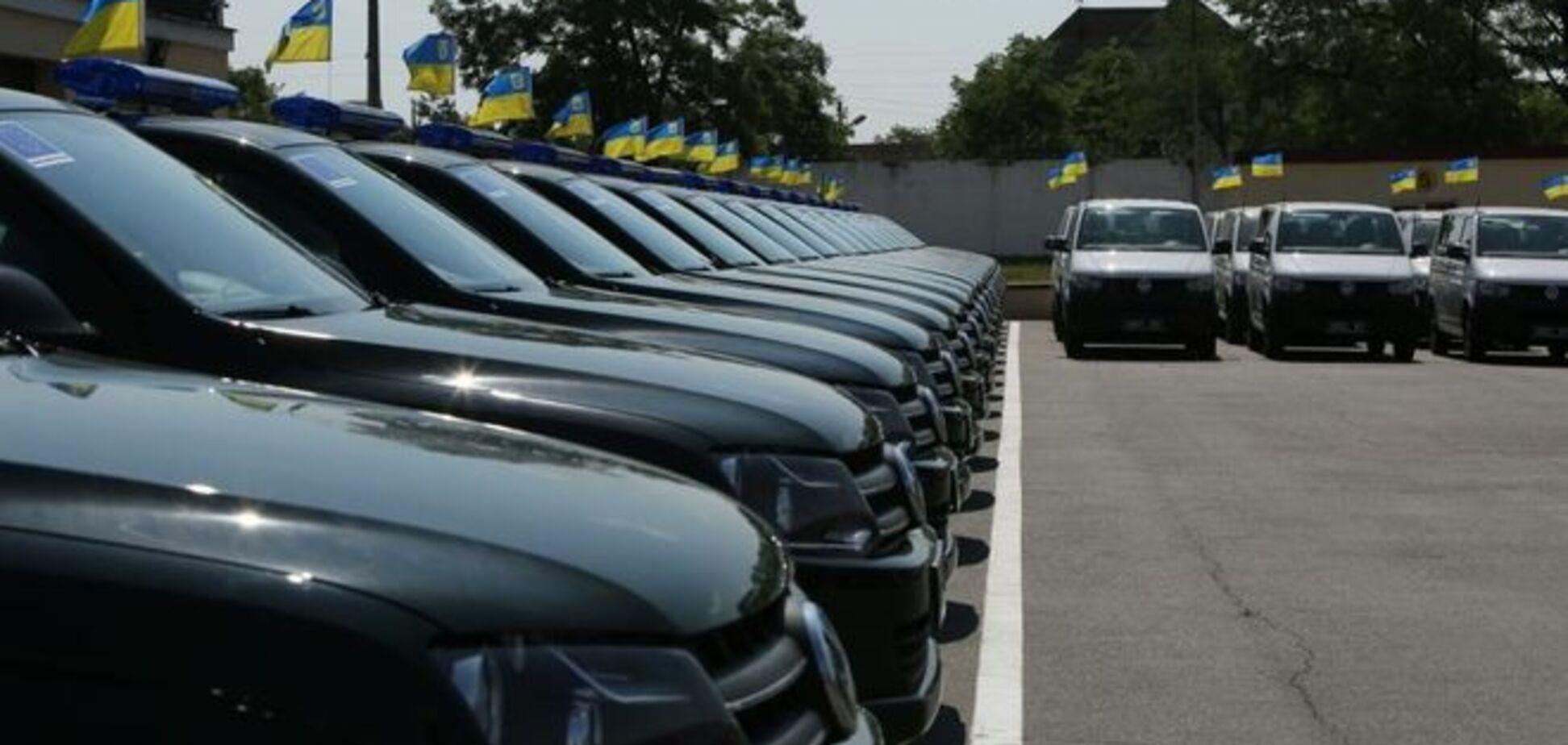 ЕС оснастил украинских пограничников техническими новинками на 7 млн евро