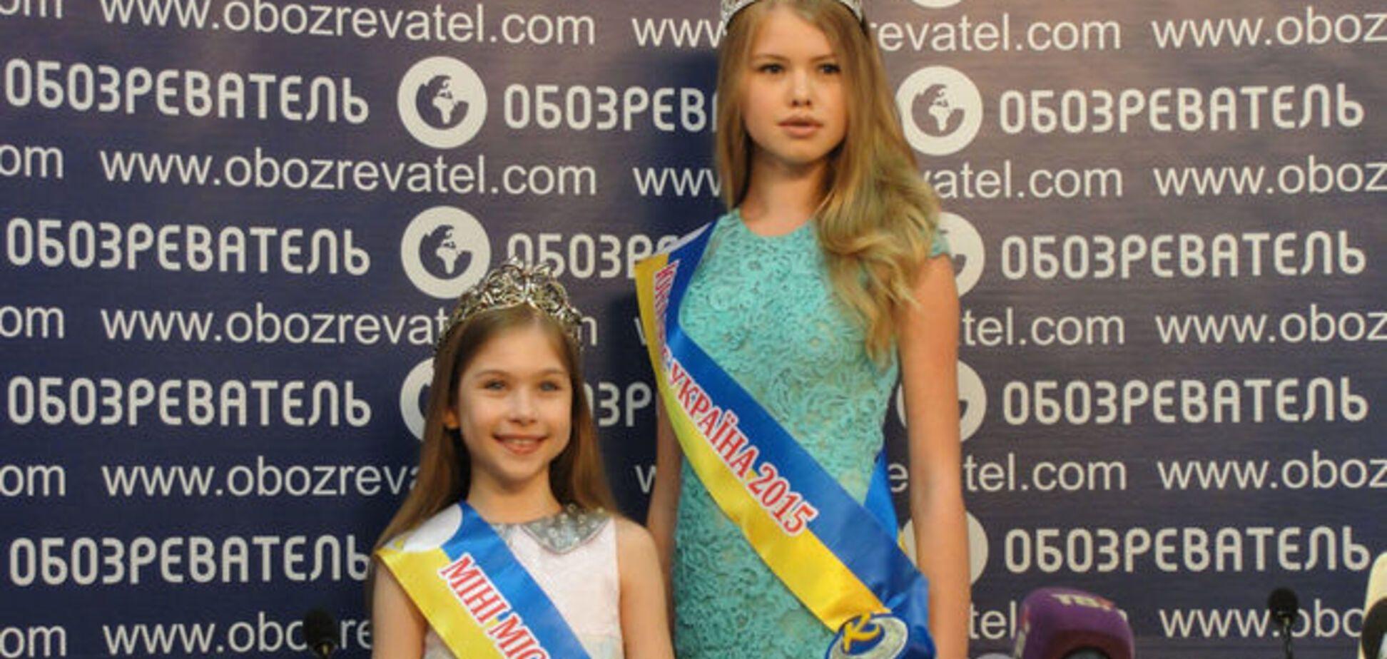 8-летняя Мини Мисс о конкурсе красоты: это работа, работа и работа