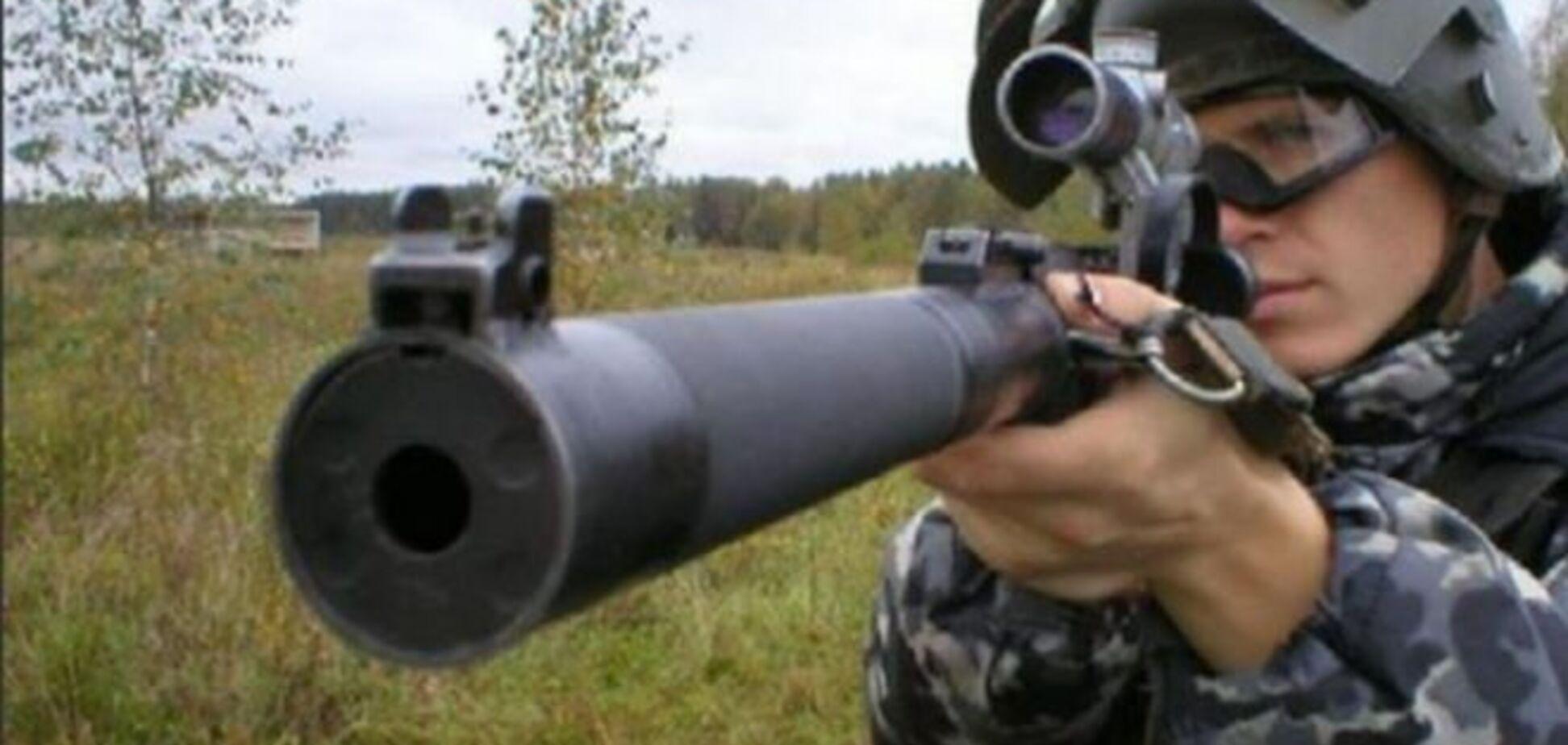В Донецкой области появился российский спецназ на 'мустангах' с 'винторезами'