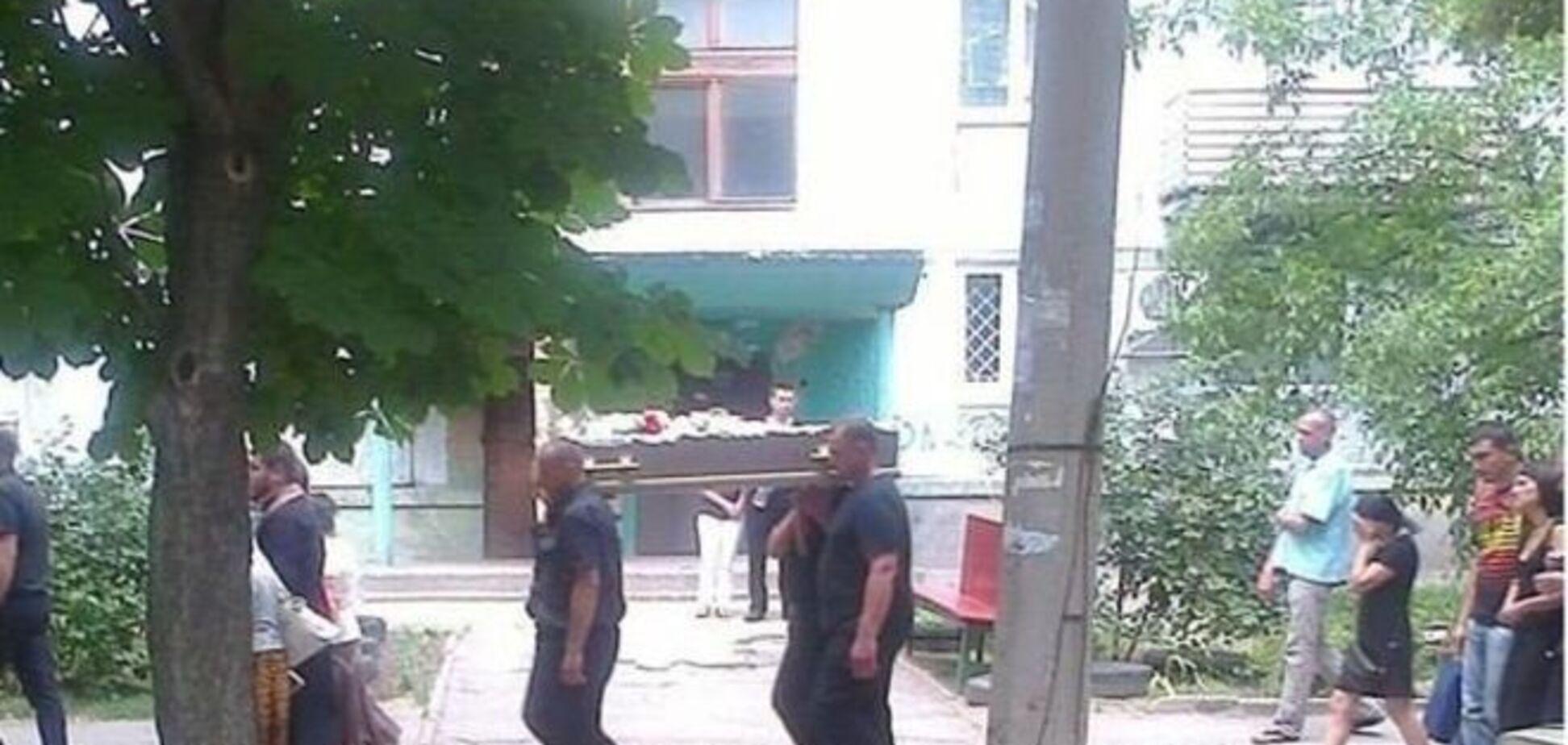 Подозреваемый в убийстве девочки в Запорожье пытался покончить с собой