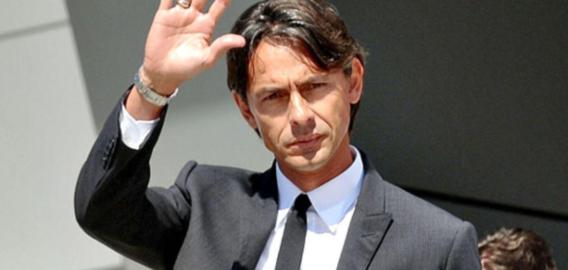 'Милан' уволил свою легенду