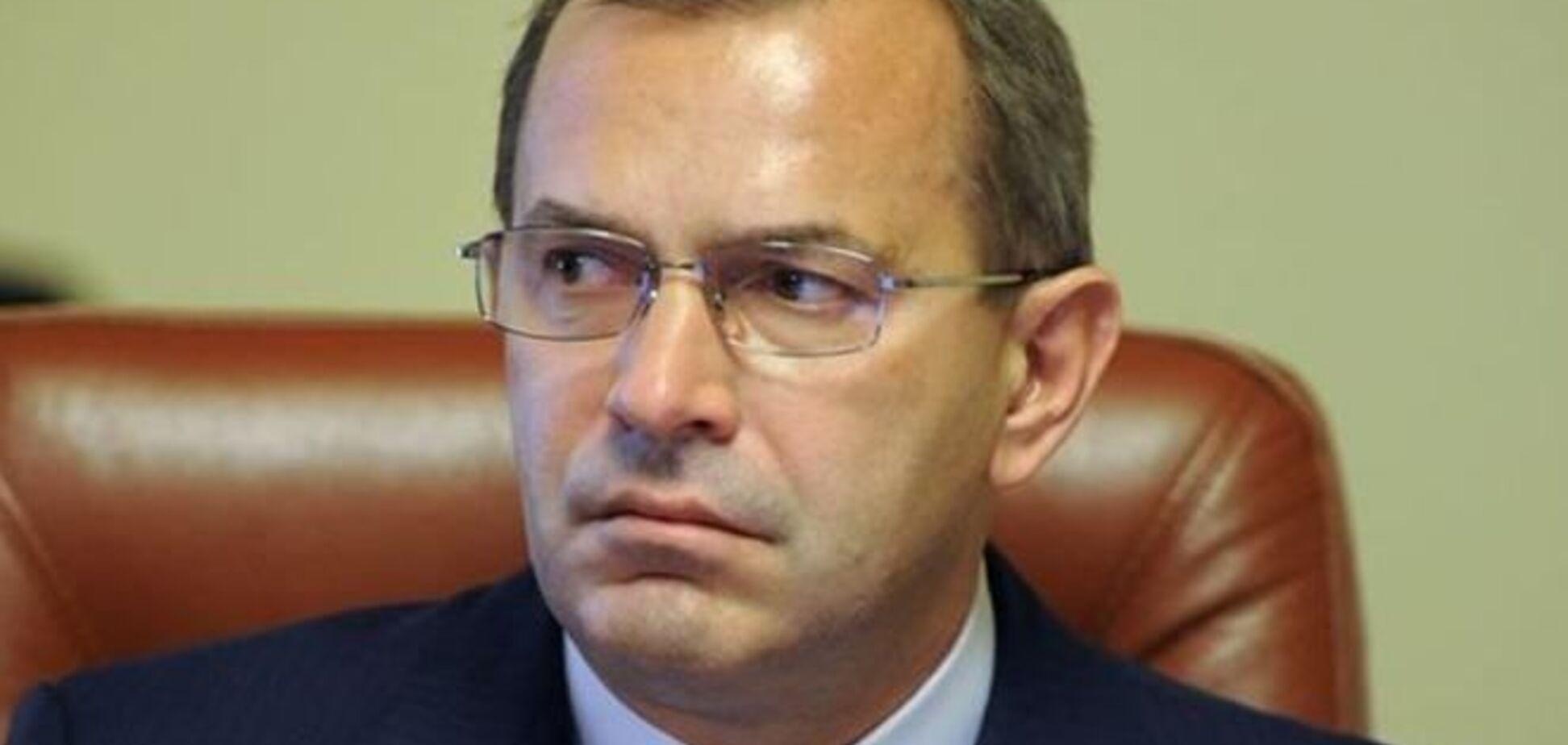 Шокин попросил у Рады разрешения на арест Клюева