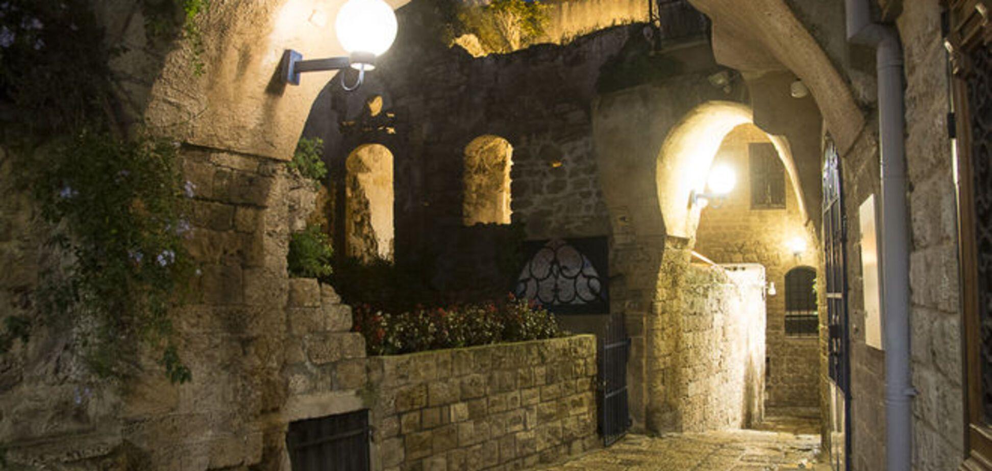 Один из главных портов древнего Израиля