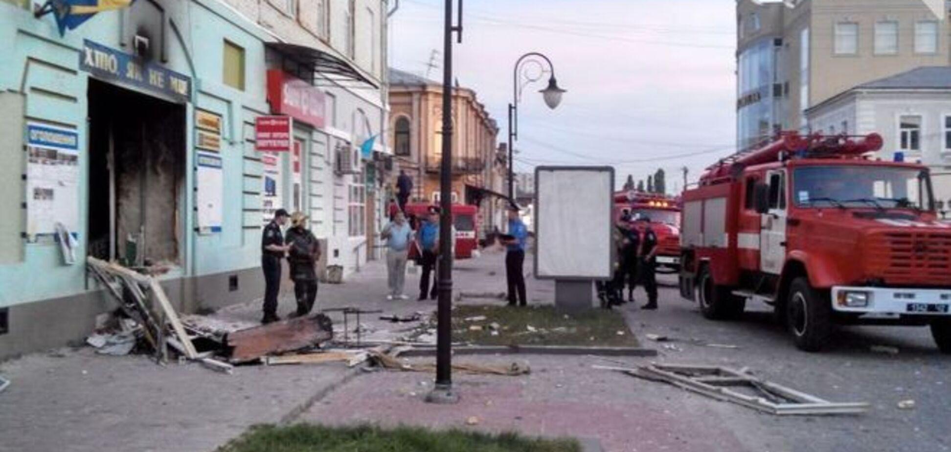 В центре Сум прогремел взрыв. Подробности ЧП: опубликованы фото