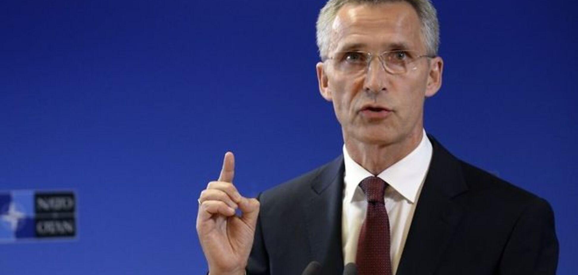 Россия и террористы готовят наступление – Генсек НАТО