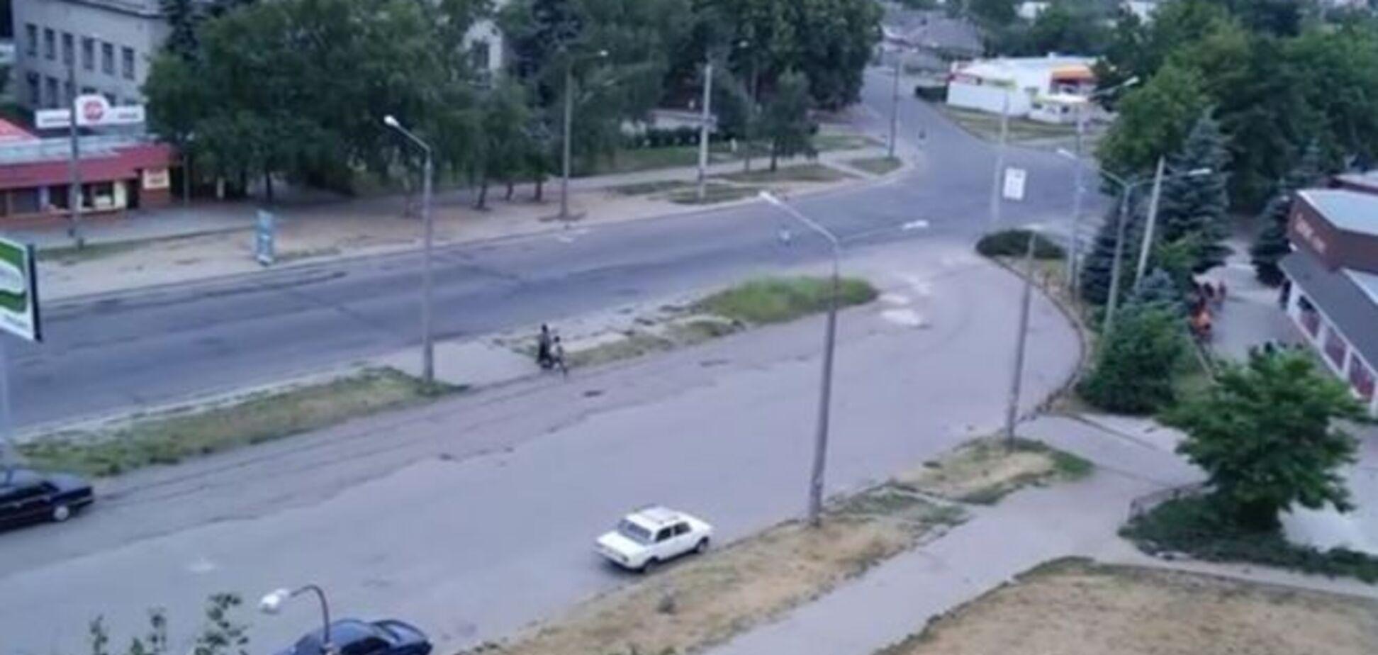 Дубль два. В Харькове снова произошла массовая драка: видеофакт