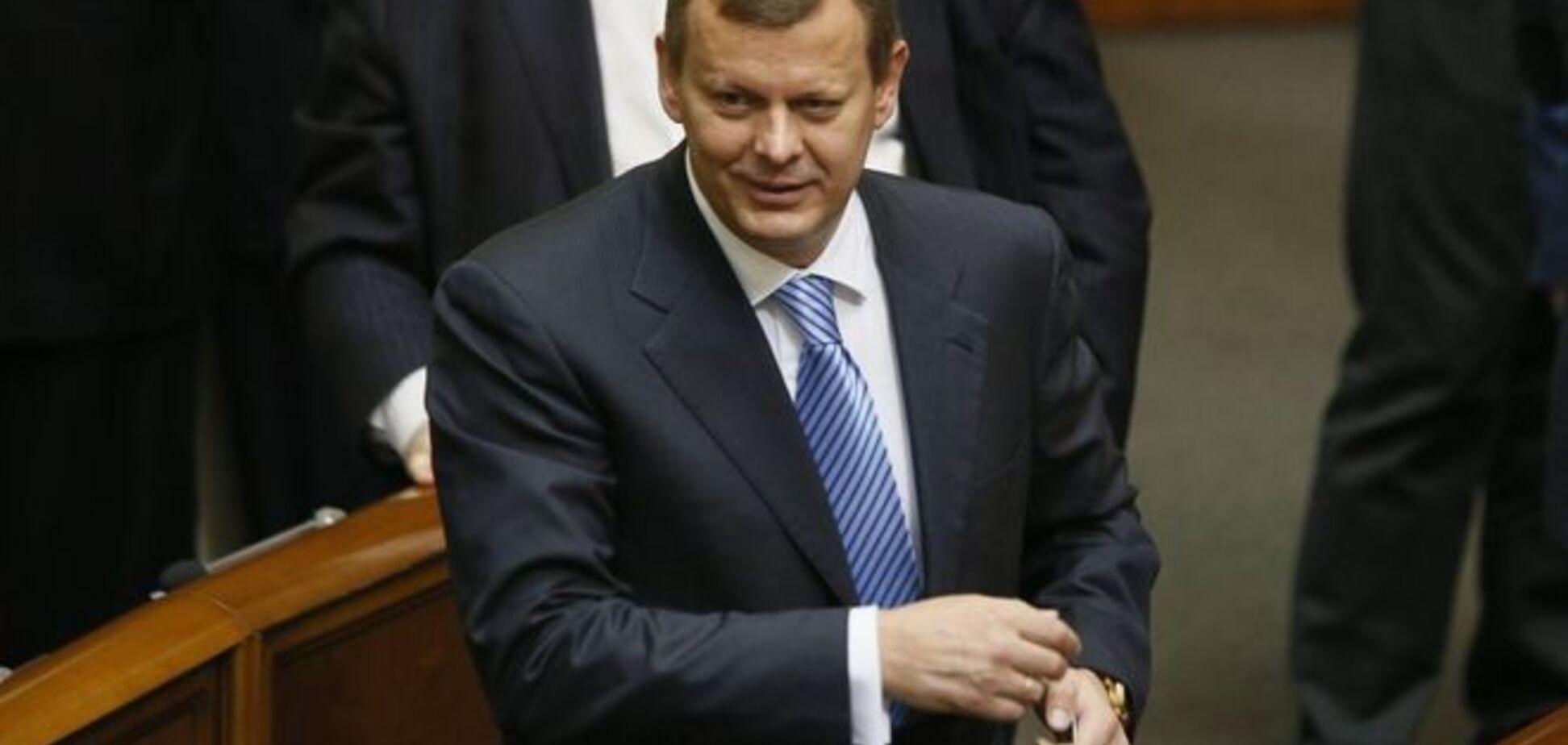 ГПУ подготовила уведомление о подозрении Януковичу из-за взятки от Клюева