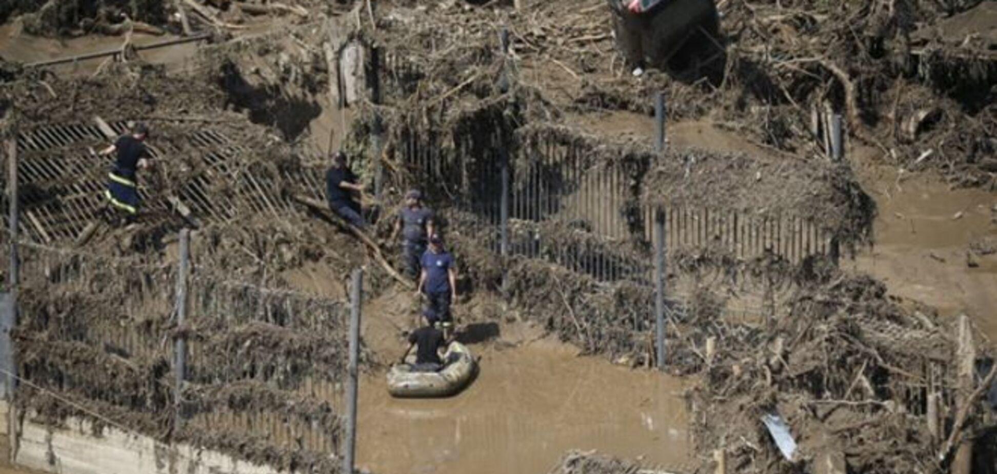 Наводнение в Тбилиси: растет число погибших