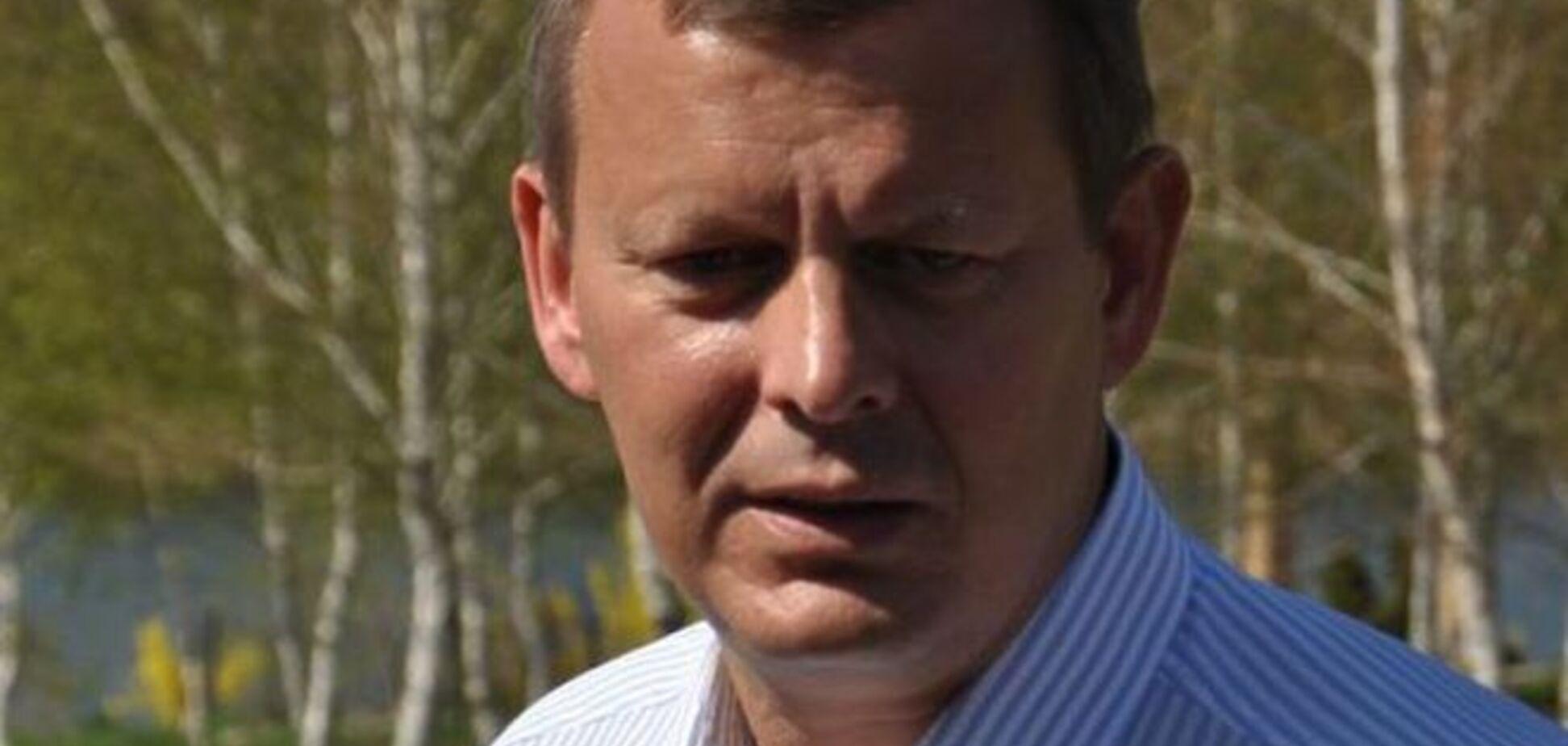 В СБУ рассказали, почему Клюев убежал