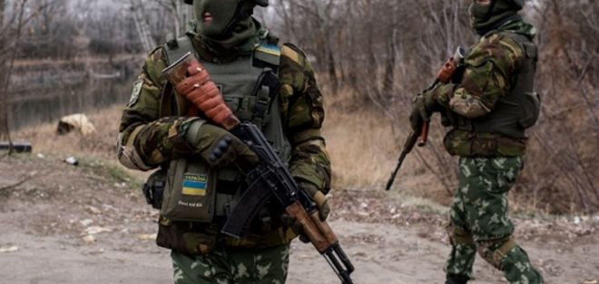 Террористы ночью совершили попытку прорыва в Марьинке