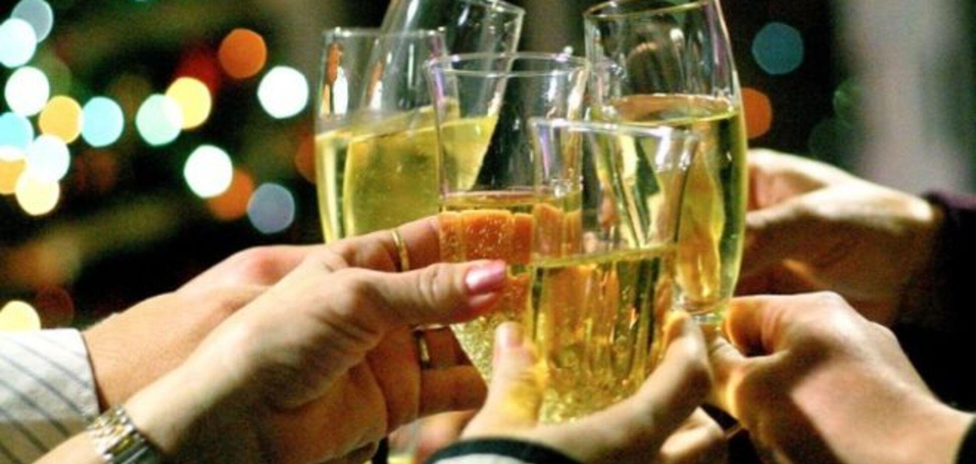 Ученые сообщили о полезном влиянии шампанского на сердце