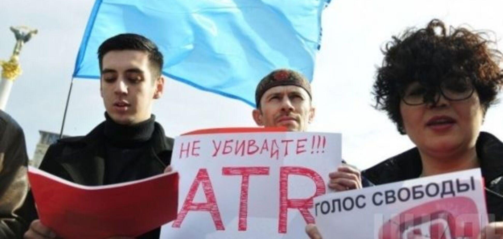 Крымскотатарский телеканал ATR возобновил свое вещание из Киева
