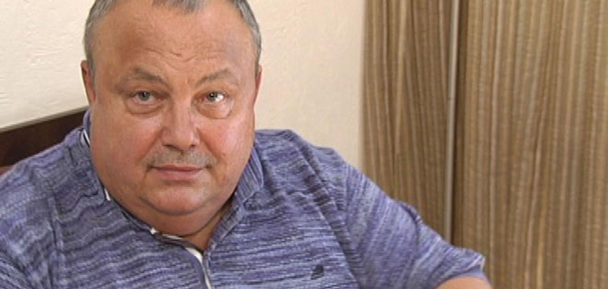 ГПУ закрила справу проти екс-заступника Генпрокурора Даниленка