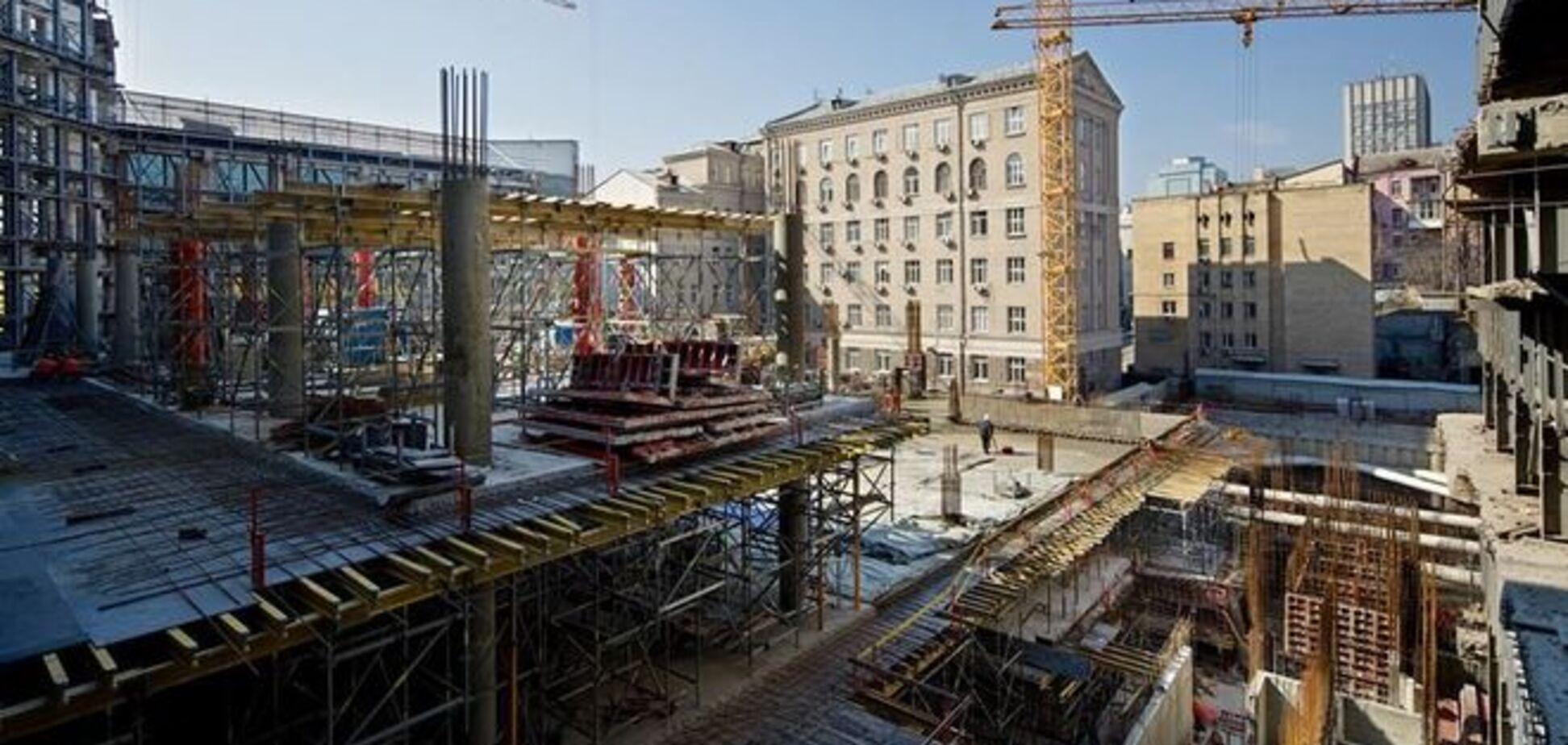 Реконструкція ЦУМу в Києві: універмаг накриють скляним куполом