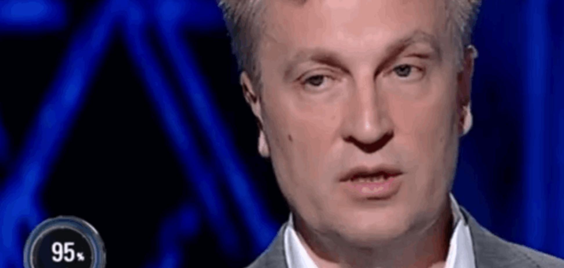 Добродомов рассказал, кого надо было снять с Наливайченко 'пакетом'