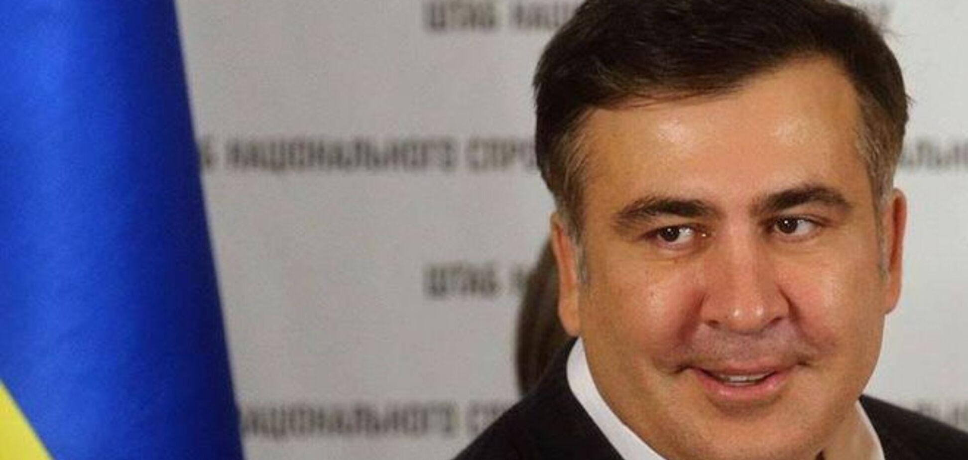 Саакашвили – инвесторам: Украина – это Китай Европы