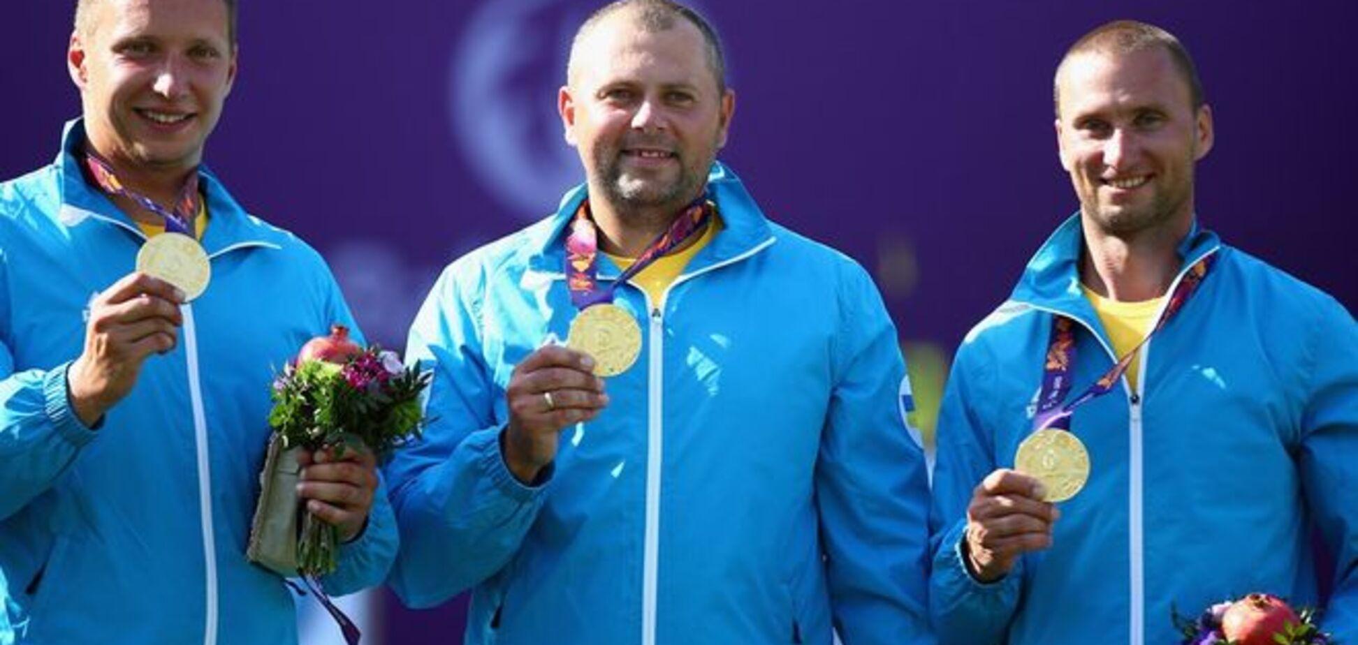 Два 'золота' Украины на Европейских играх в Баку. Дневник шестого дня