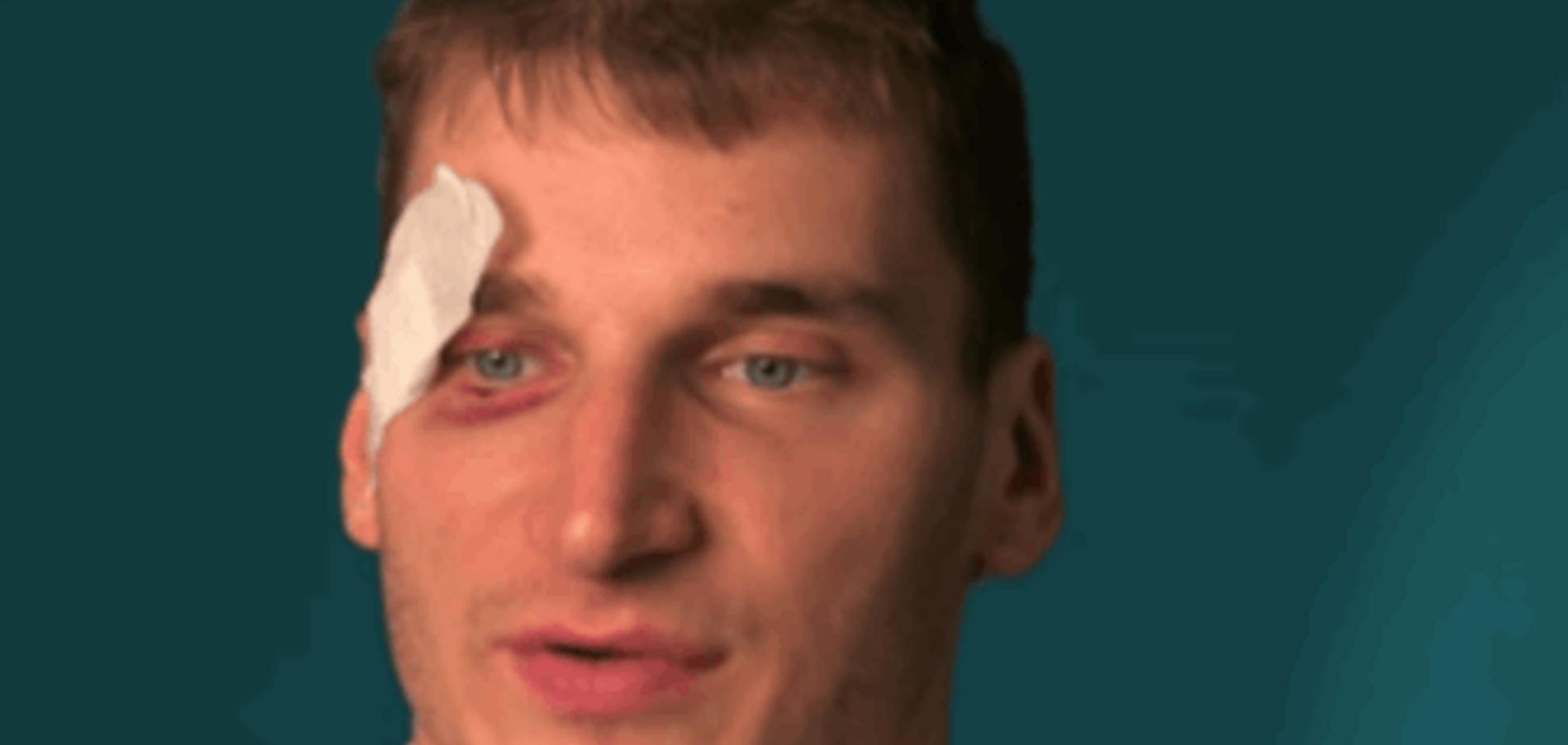 Happy end. Избитый в 'ДНР' журналист сфотографировался на память с Бородаем: фотофакт