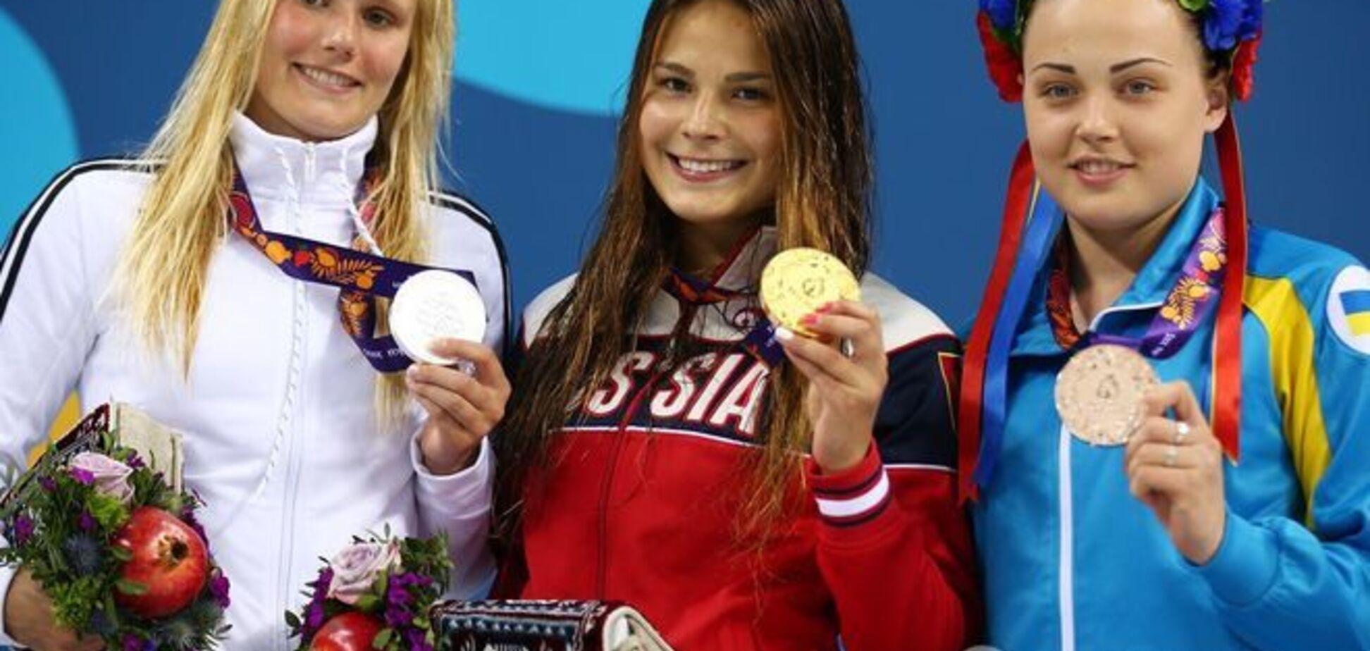 20-я медаль для Украины. Итоги седьмого дня Европейских игр