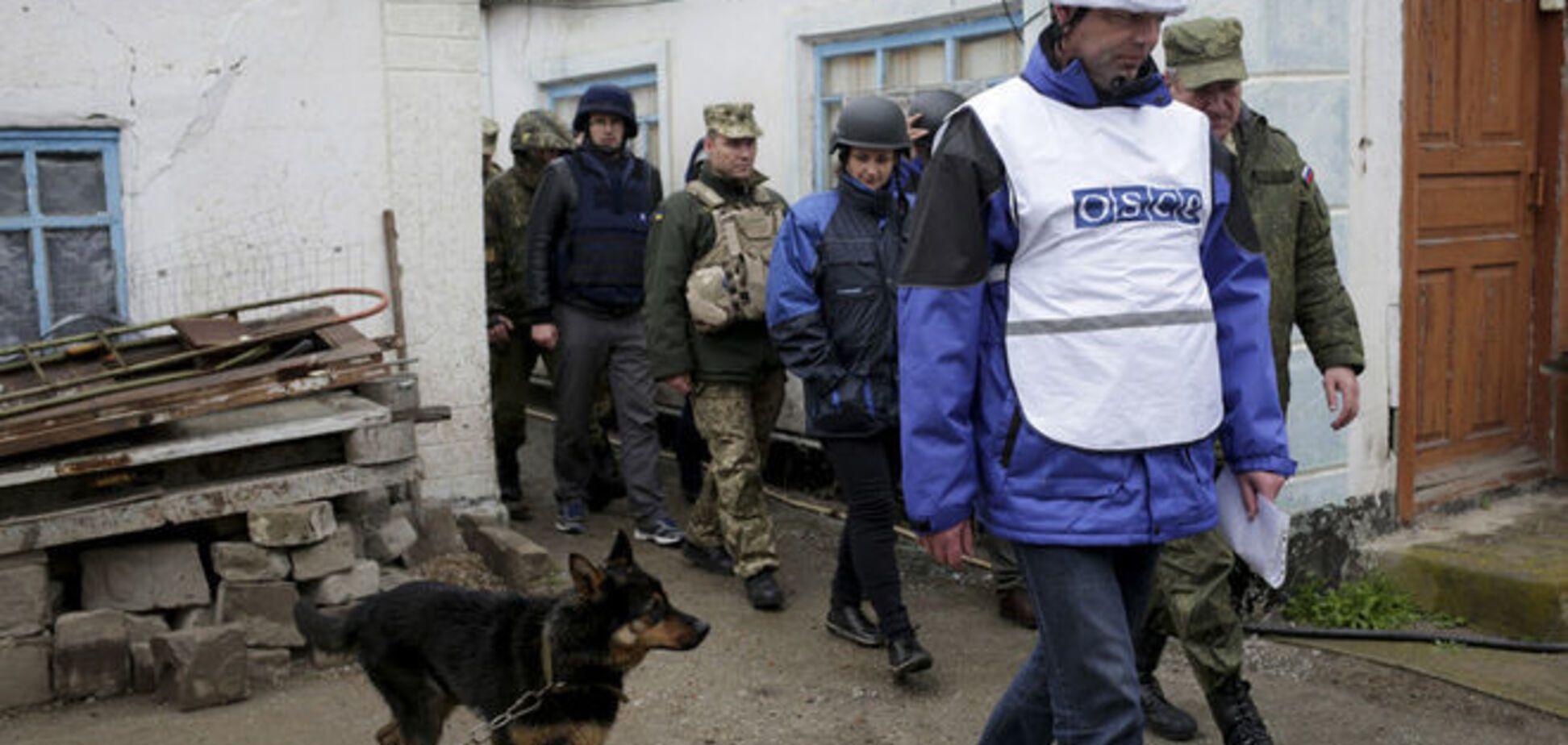 В Украине придумали, как исключить Россию из миссии ОБСЕ на Донбассе