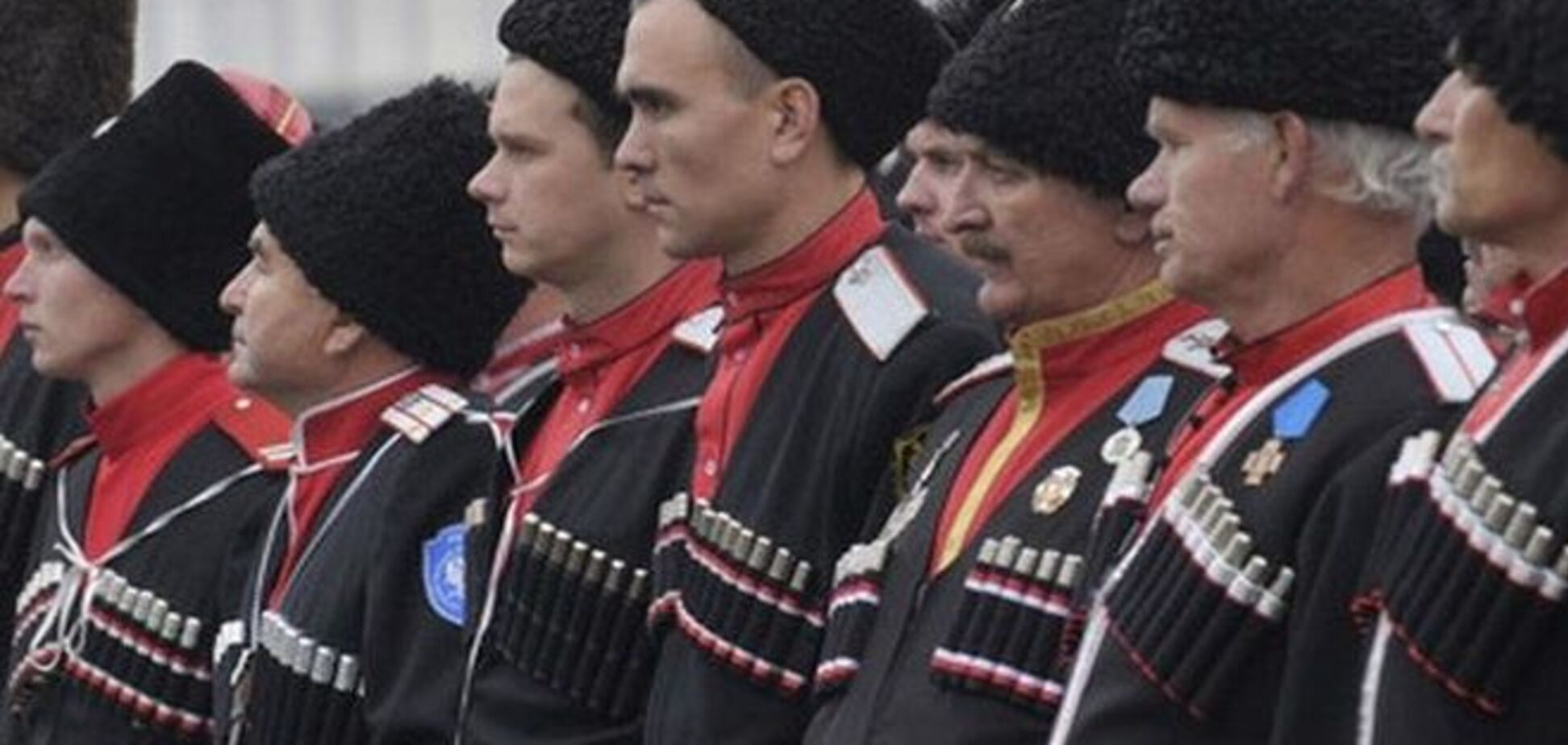 За контрабанду оружия из Украины задержан 'казачий атаман' - СМИ