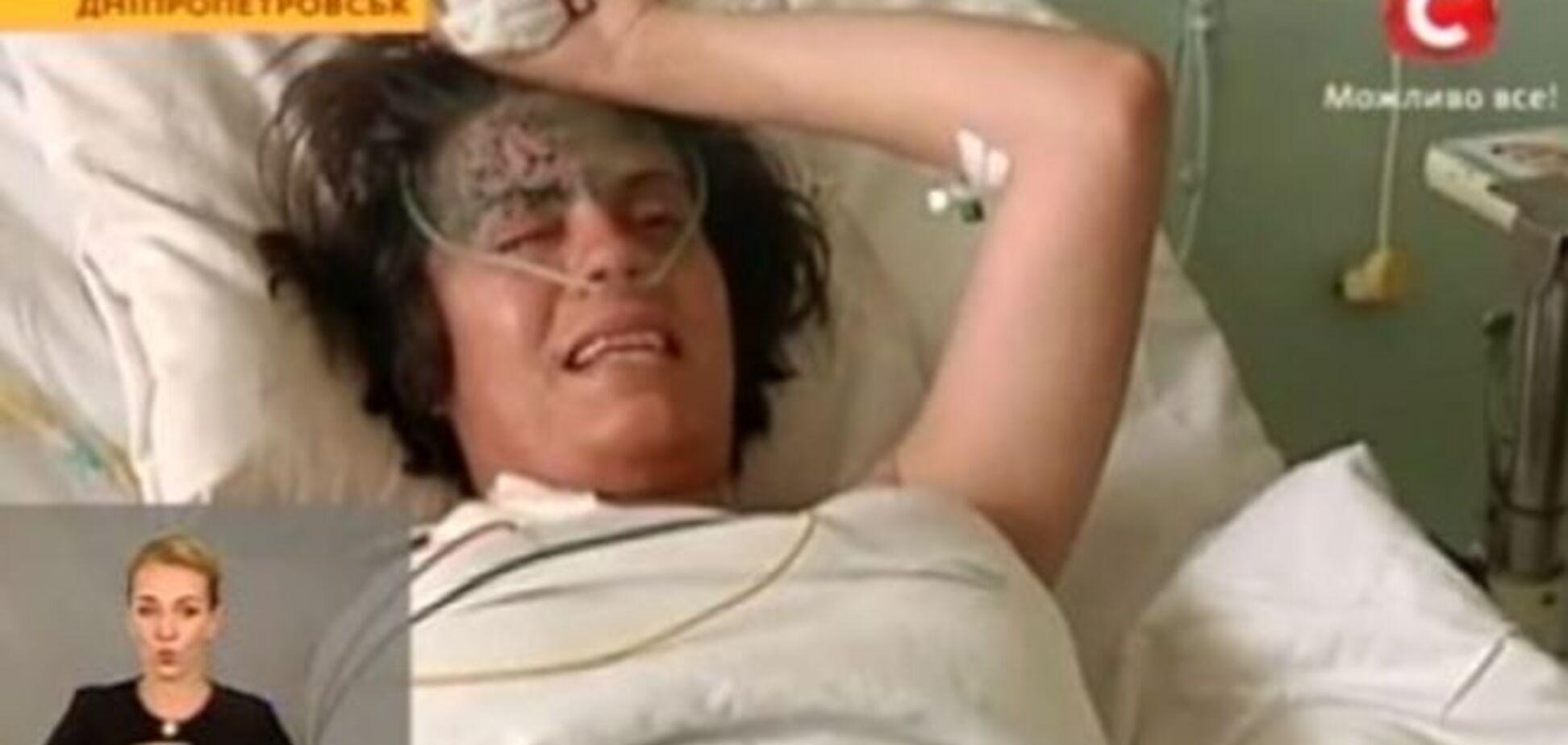 Героическая медсестра, подорвавшаяся на фугасе, вышла из комы: это война, такое случается