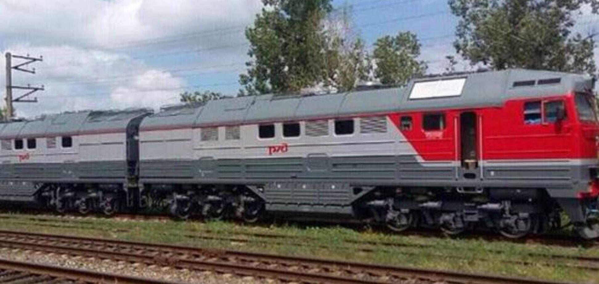 СБУ на Луганщине помешала россиянам украсть тепловоз за $6млн