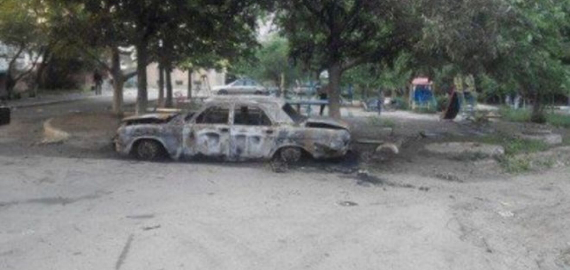 У Горлівці жителі вимагали у терористів 'ДНР' припинити обстріли