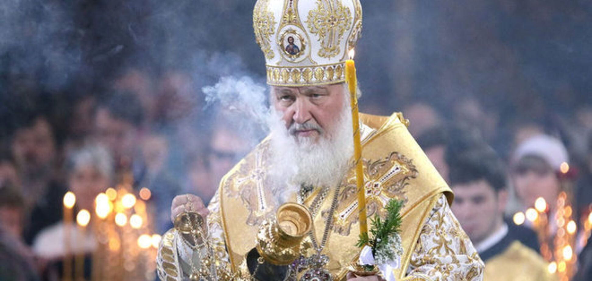 УПЦ МП оправдается из-за скандального заявления патриарха Кирилла об Украине