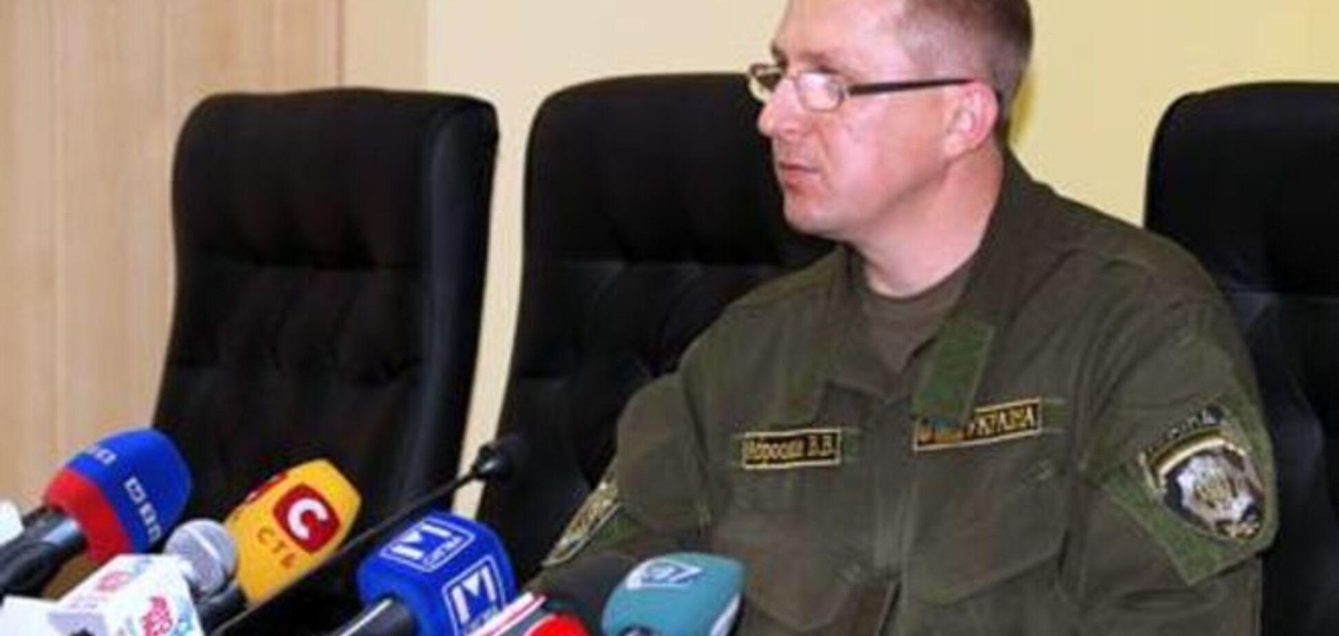 На Донетчине 313 террористам объявлено о подозрении