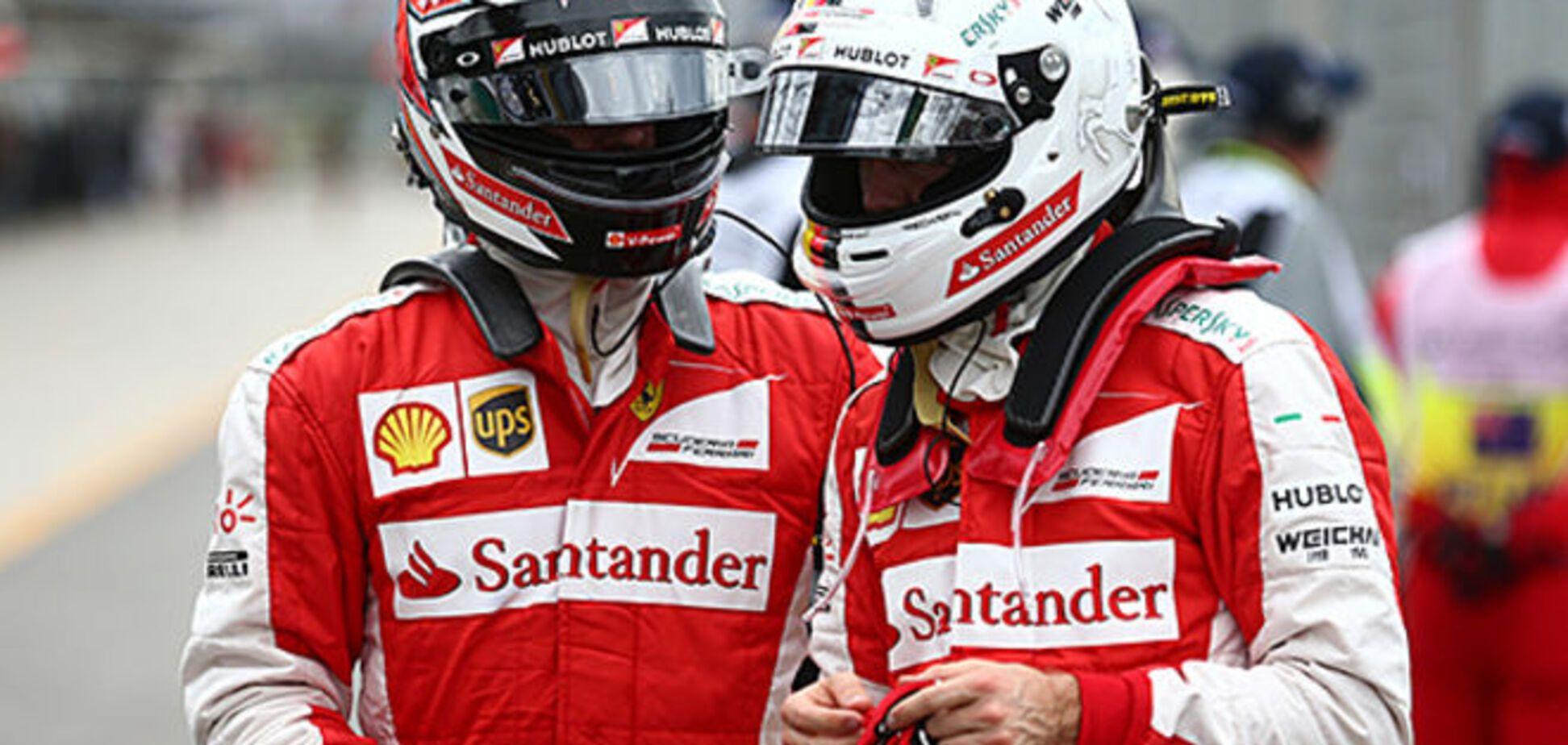 Ferrari зганьбилася на кваліфікації Гран-прі Австрії