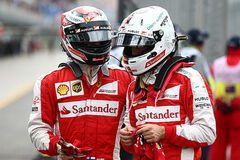 Ferrari опозорилась на квалификации Гран-при Австрии