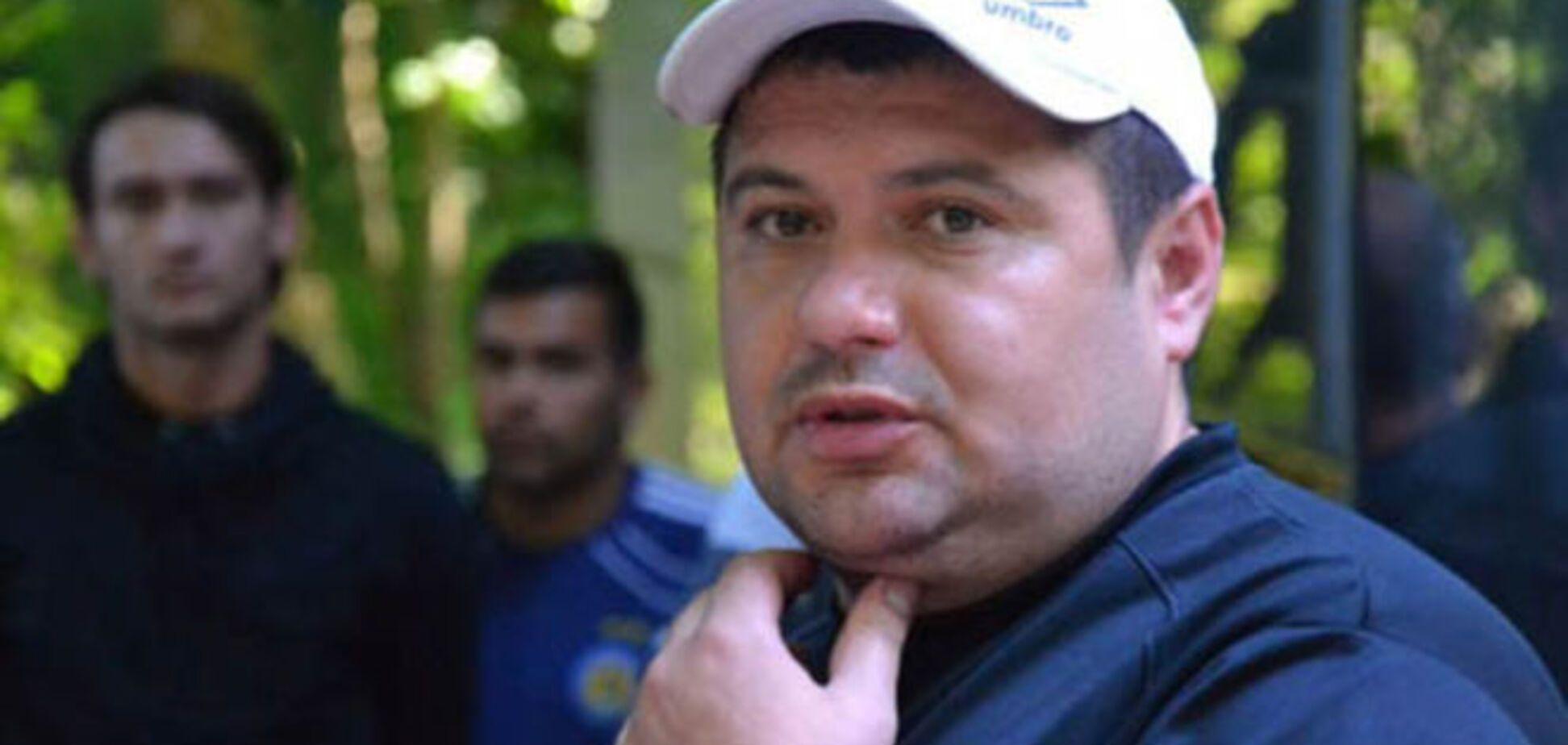 Донецький клуб отримав нового тренера